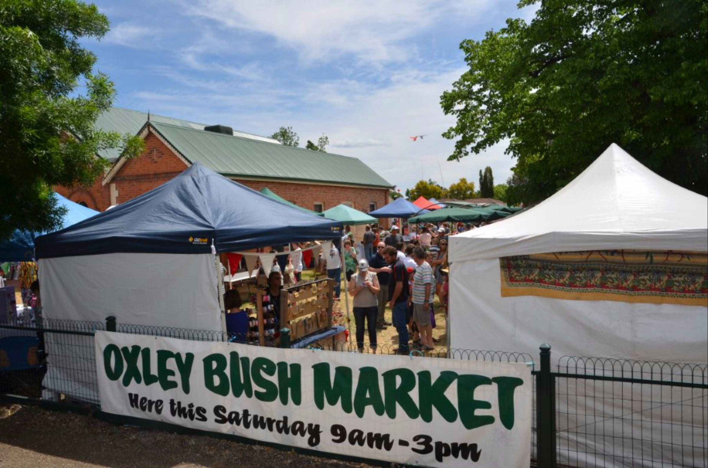 41st Annual Oxley Bush Market - New South Wales Tourism