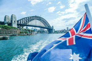 Australia Day Lunch and Dinner Cruises On Sydney Harbour with Sydney Showboats - New South Wales Tourism
