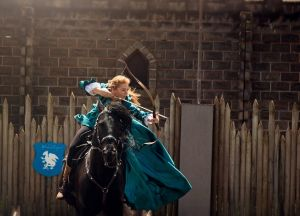 Baroque Horse Festival - New South Wales Tourism