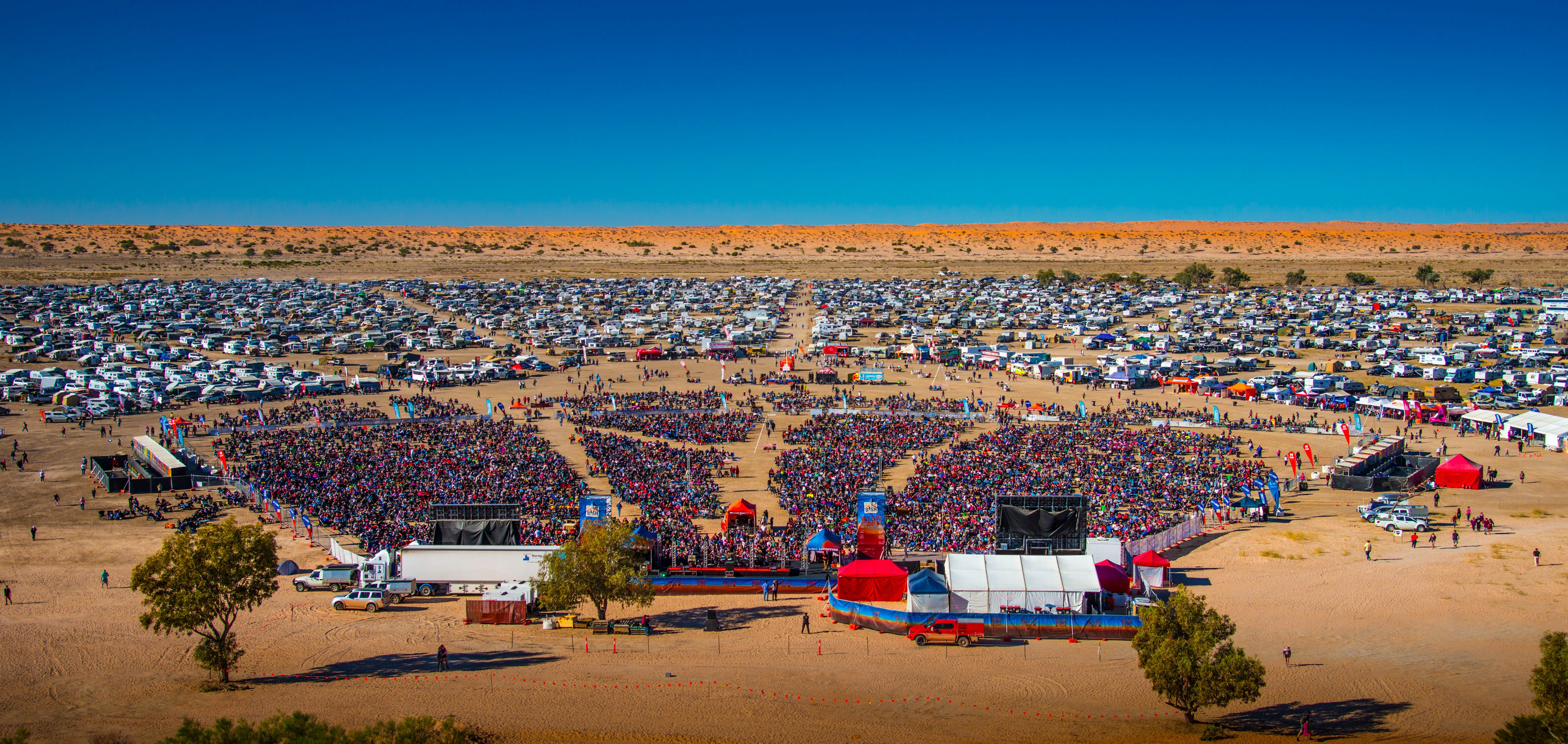 Birdsville Big Red Bash - New South Wales Tourism