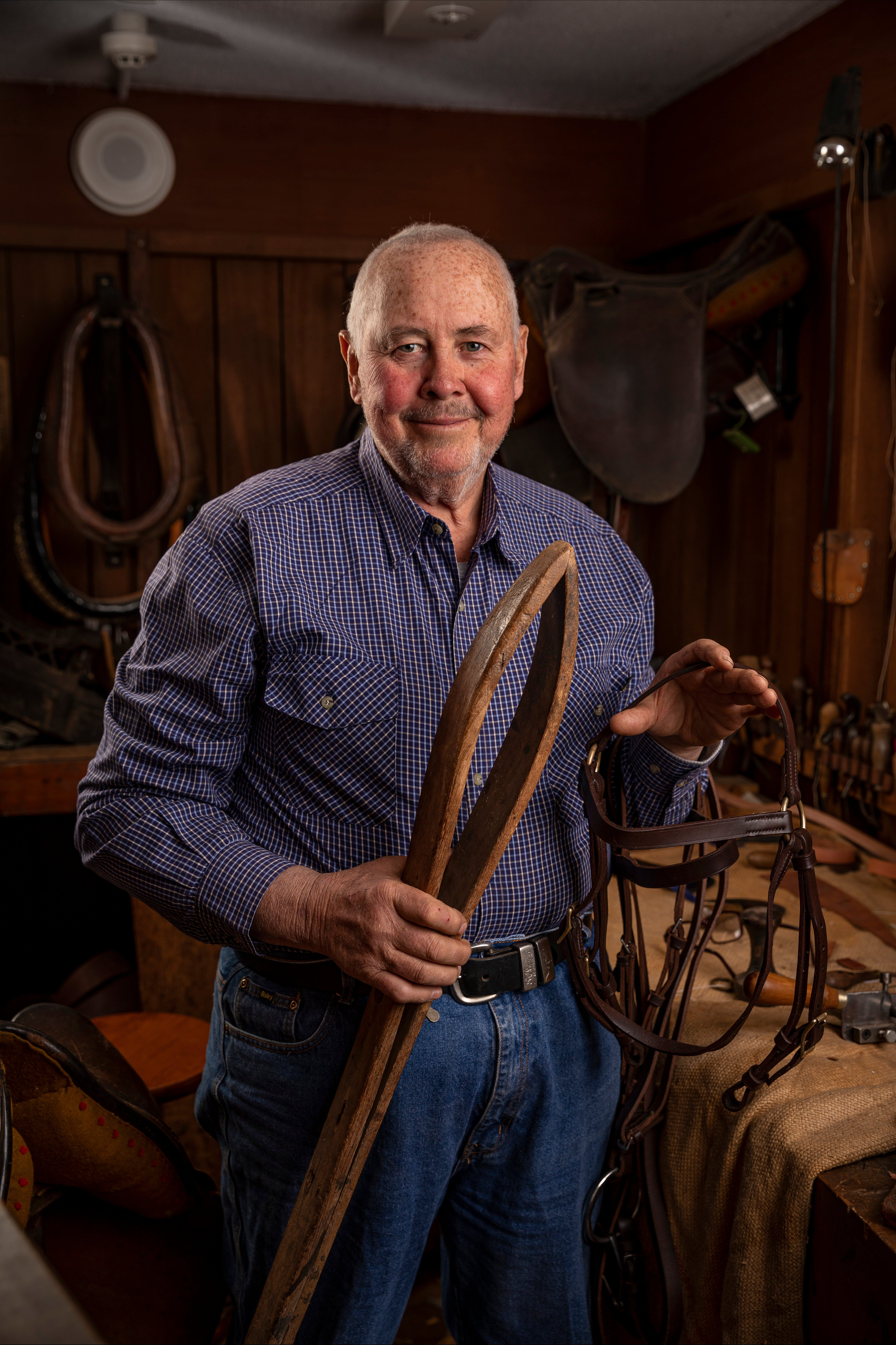 Bridle Making Workshop - New South Wales Tourism