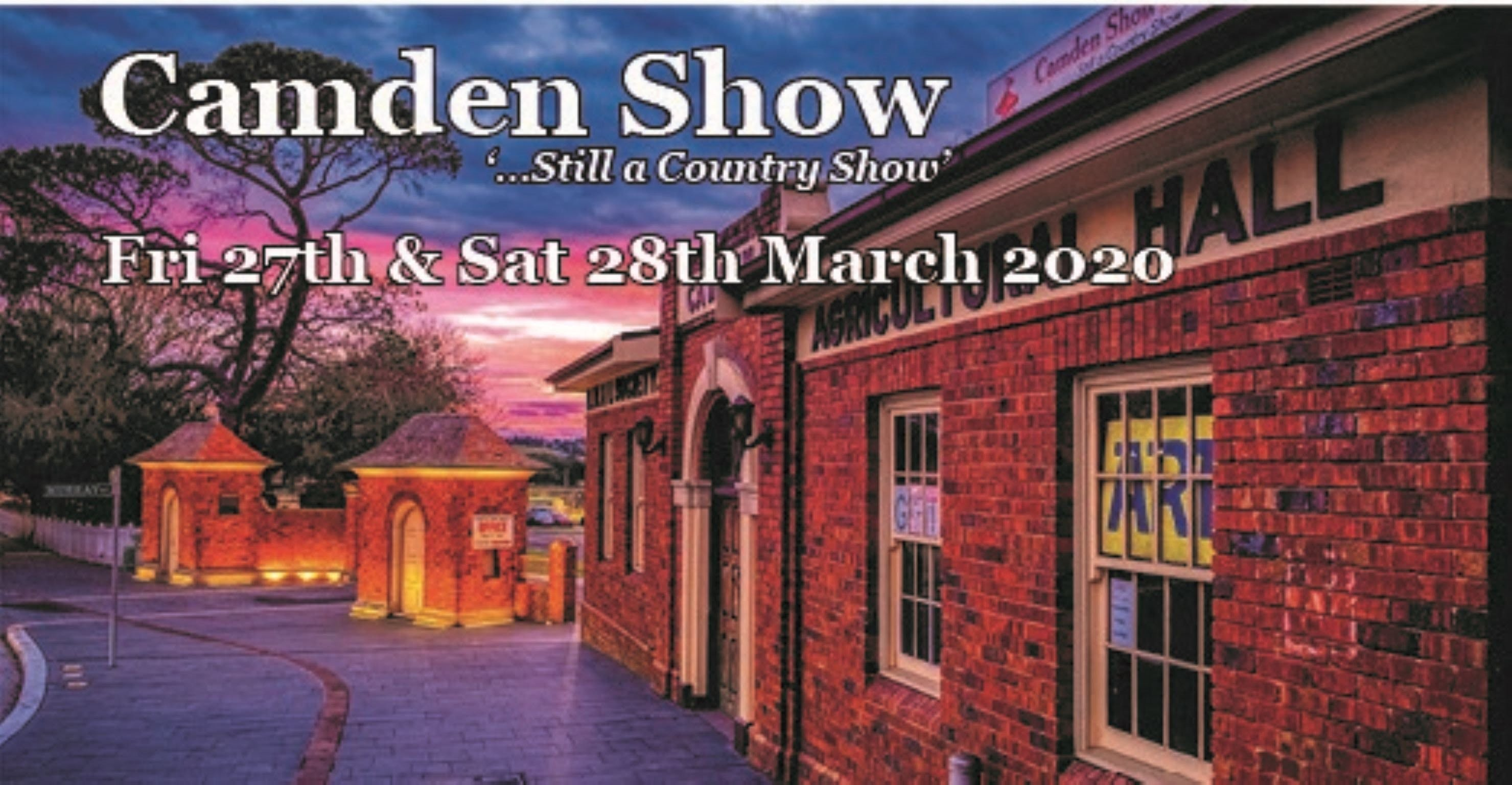 Camden Show - New South Wales Tourism