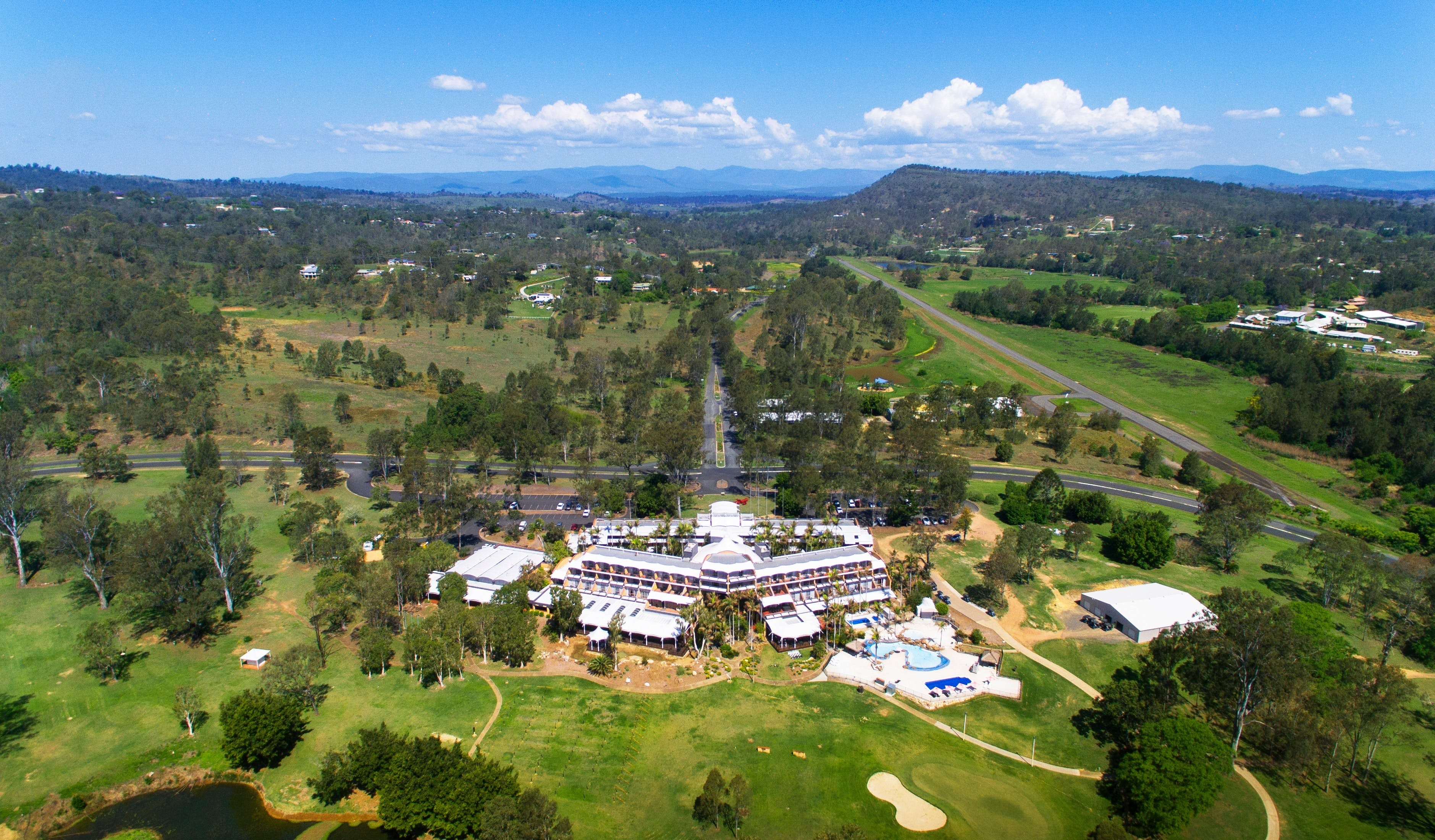 Christmas In July at The Kooralbyn ValleyResort - New South Wales Tourism