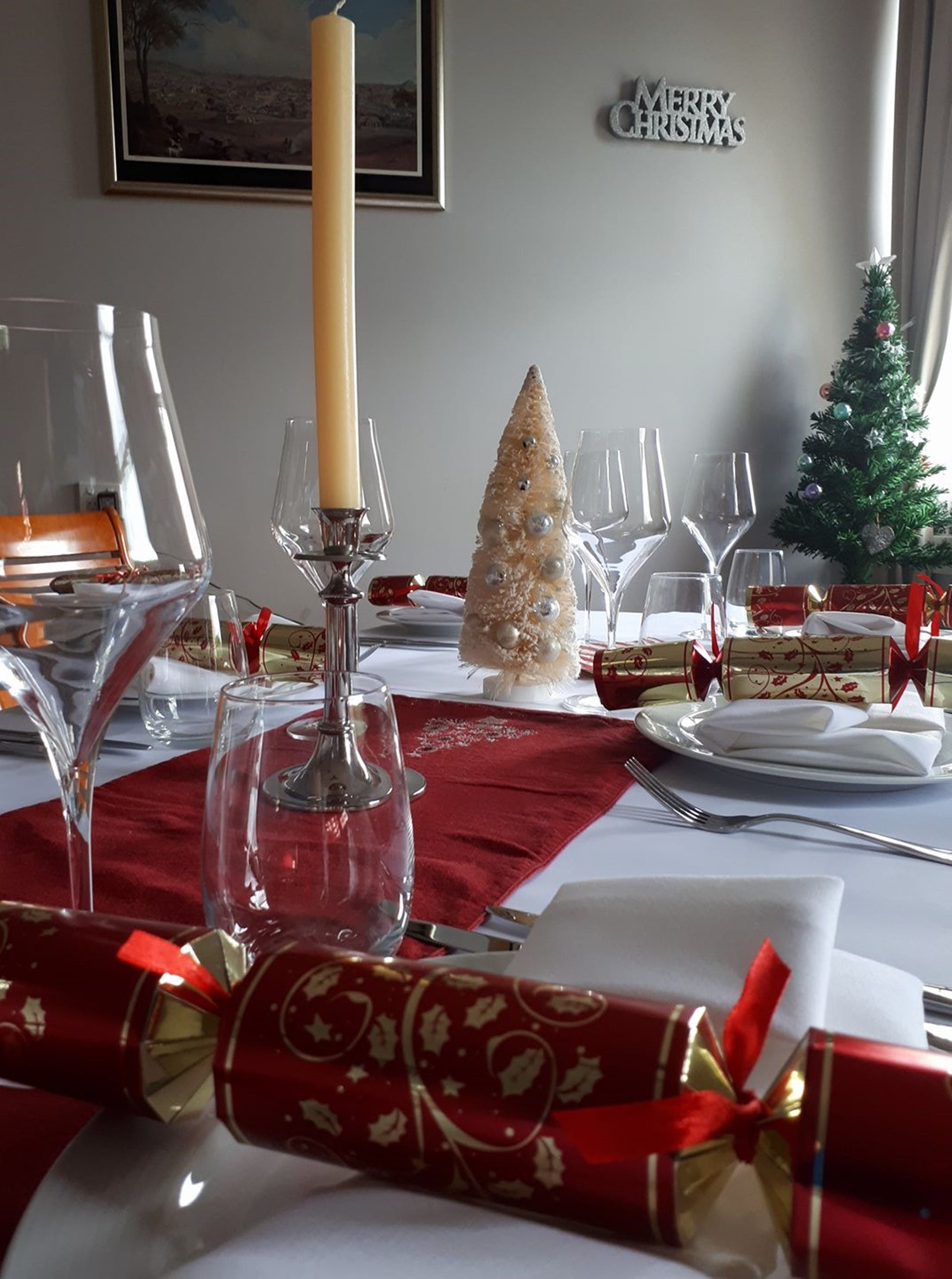 Christmas Day Lunch - New South Wales Tourism