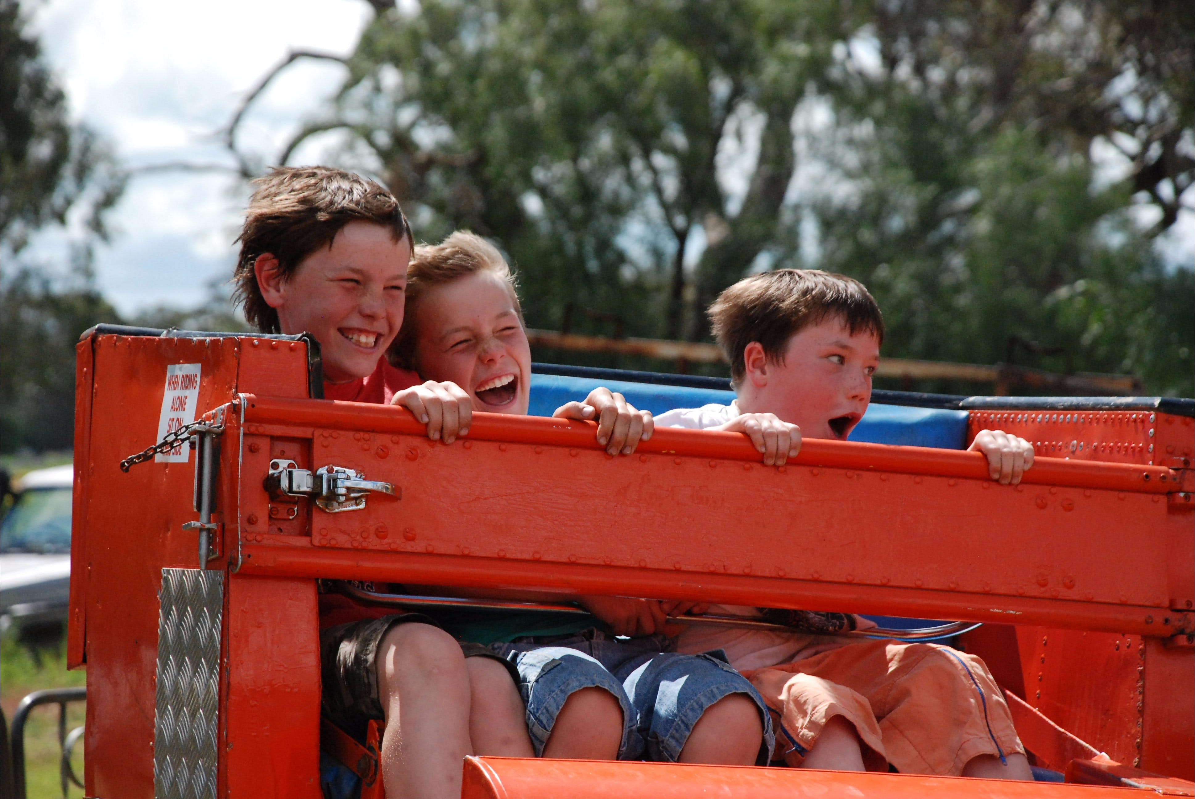 Culcairn Agricultural Show - New South Wales Tourism
