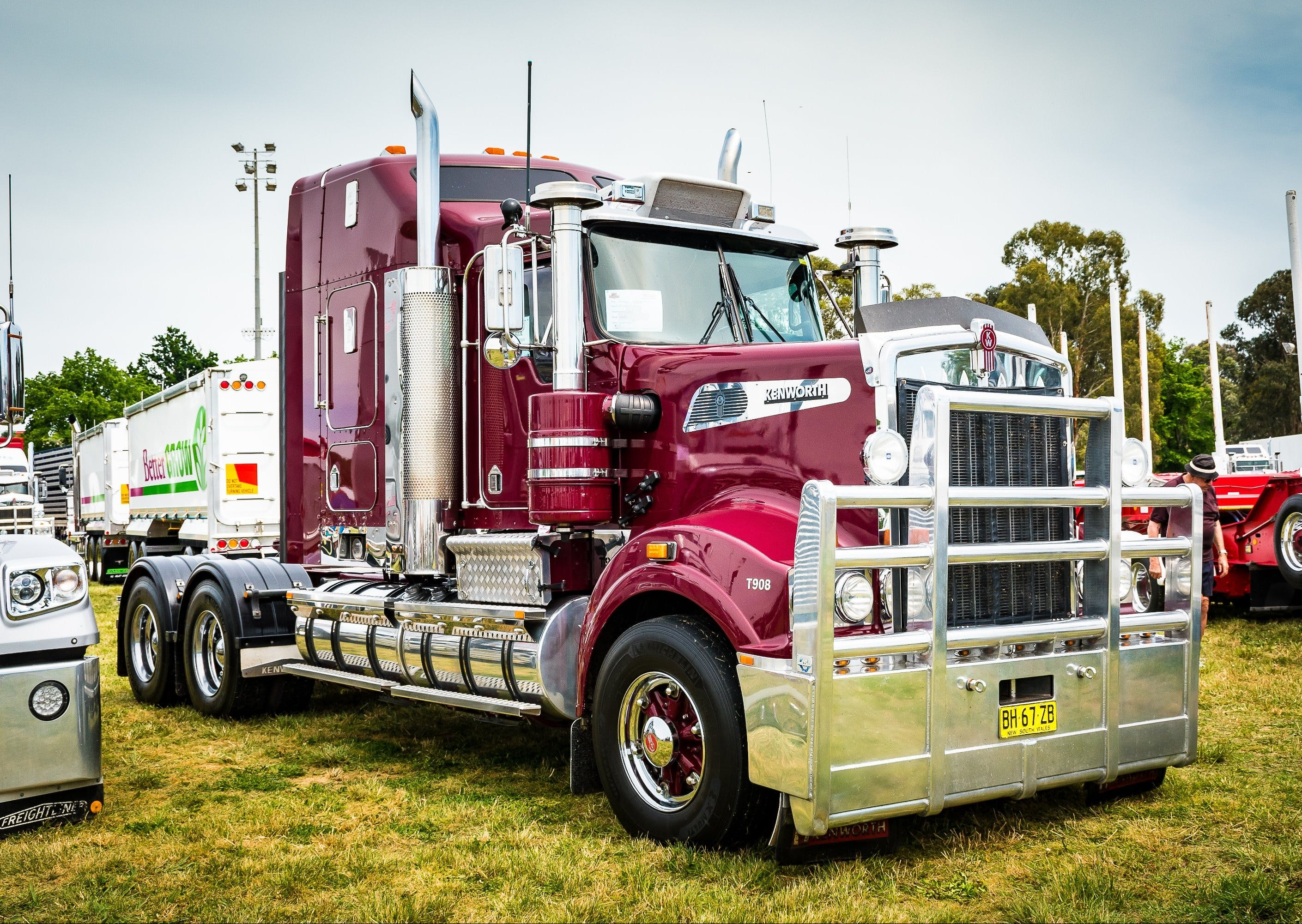 Dane Ballinger Memorial Truck Show - New South Wales Tourism
