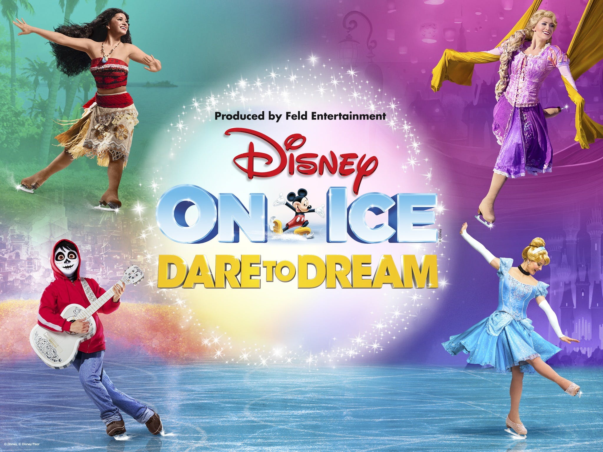 Disney On Ice presents Dare to Dream Sydney - New South Wales Tourism