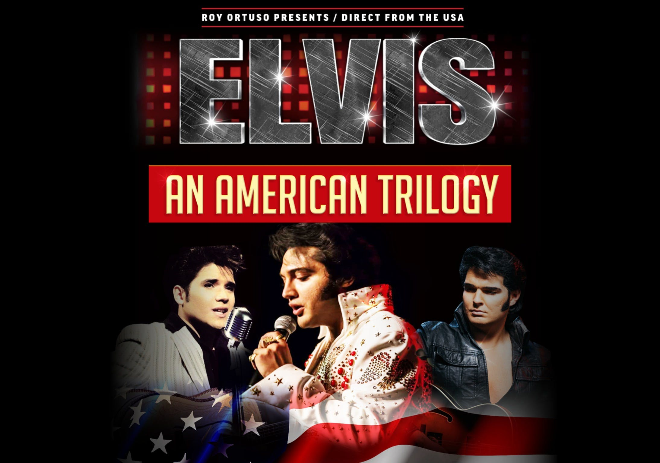 Elvis - An American Trilogy - New South Wales Tourism