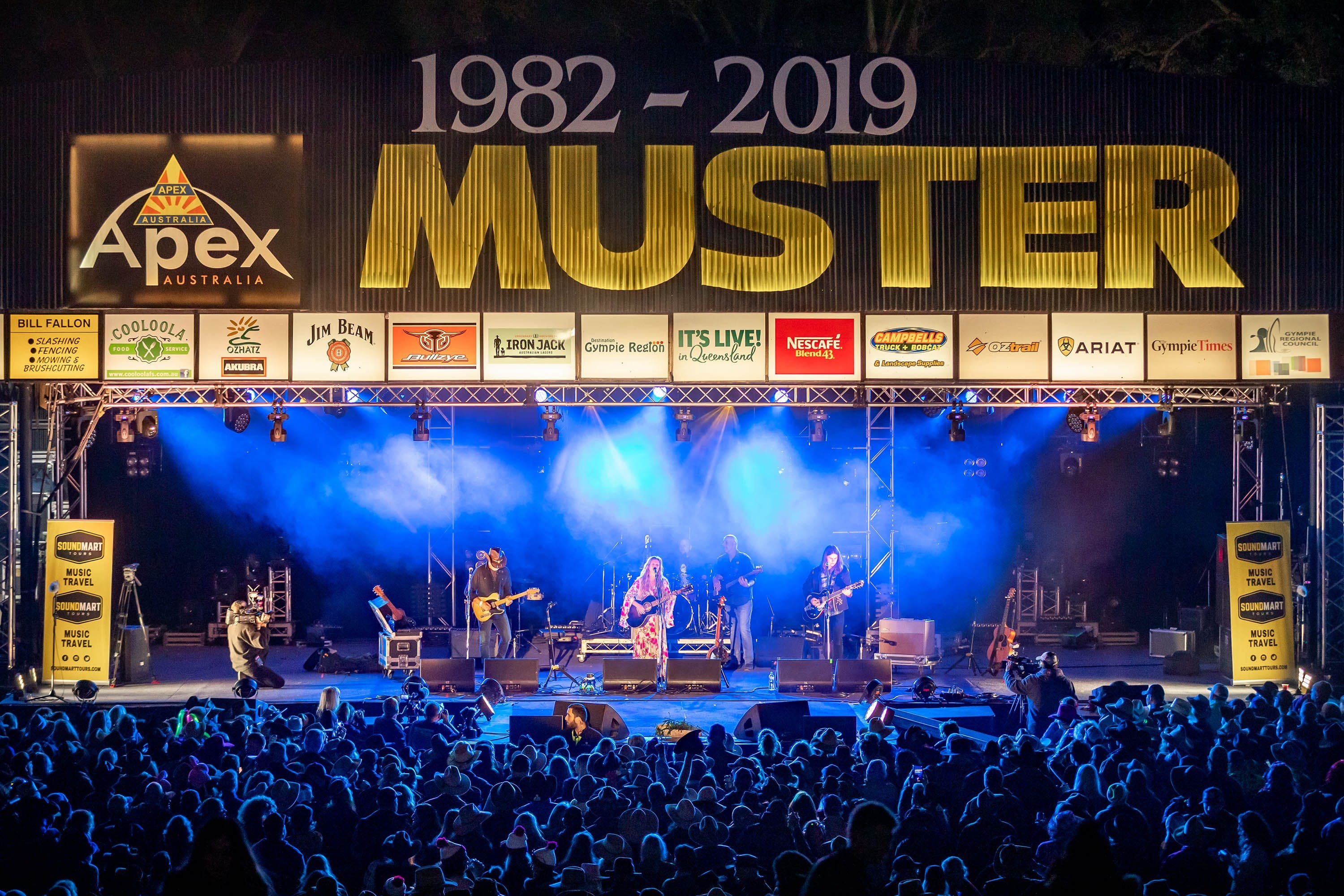 Gympie Music Muster - New South Wales Tourism
