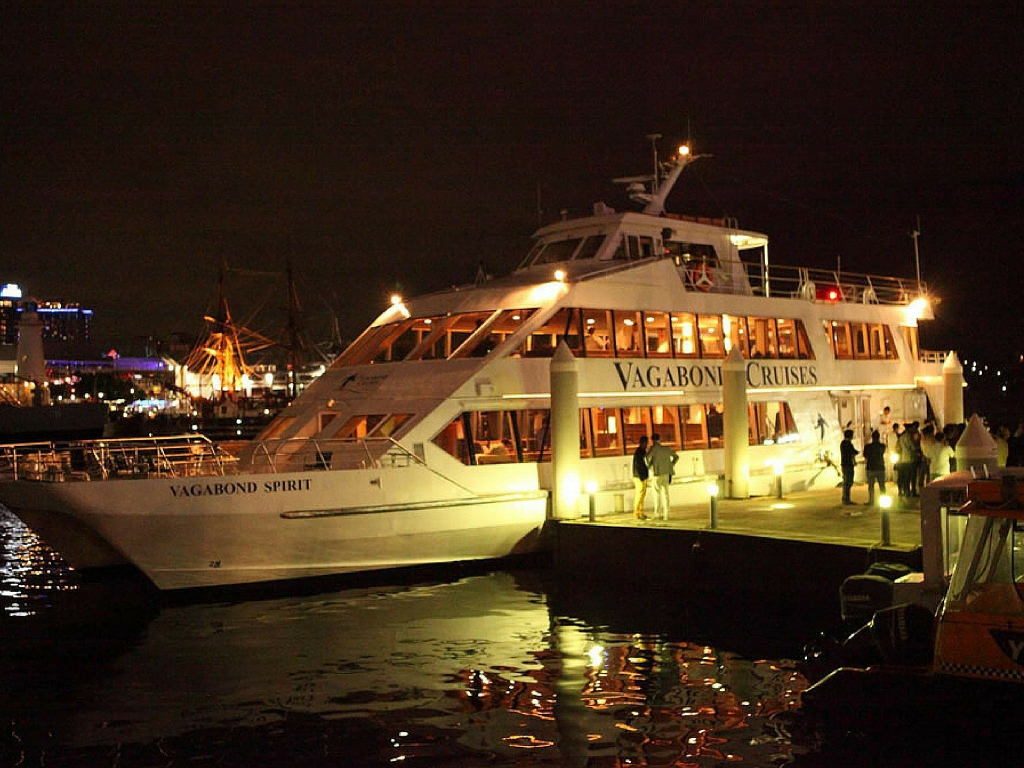 Halloween Party Cruise - New South Wales Tourism