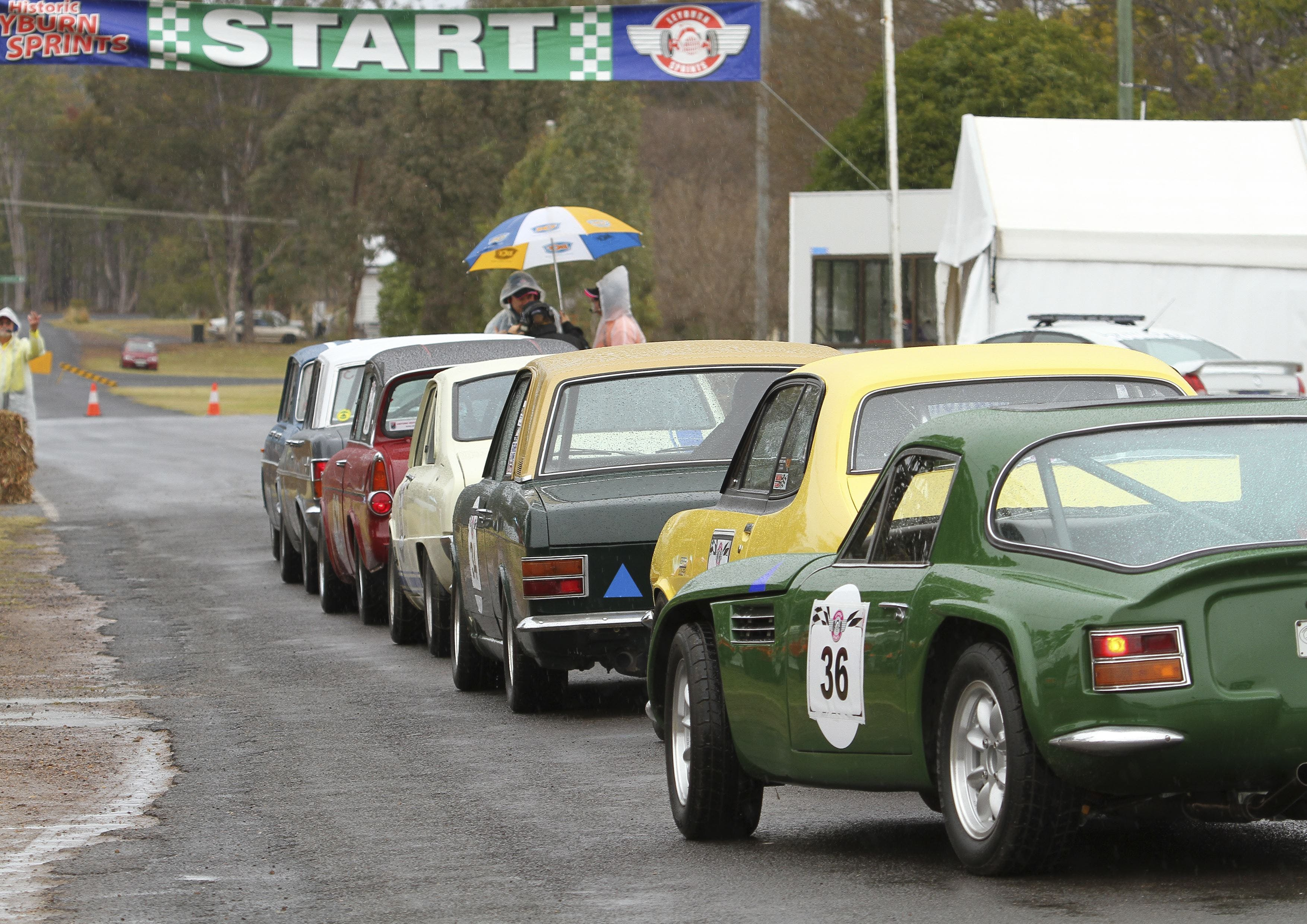 Historic Leyburn Sprints - New South Wales Tourism