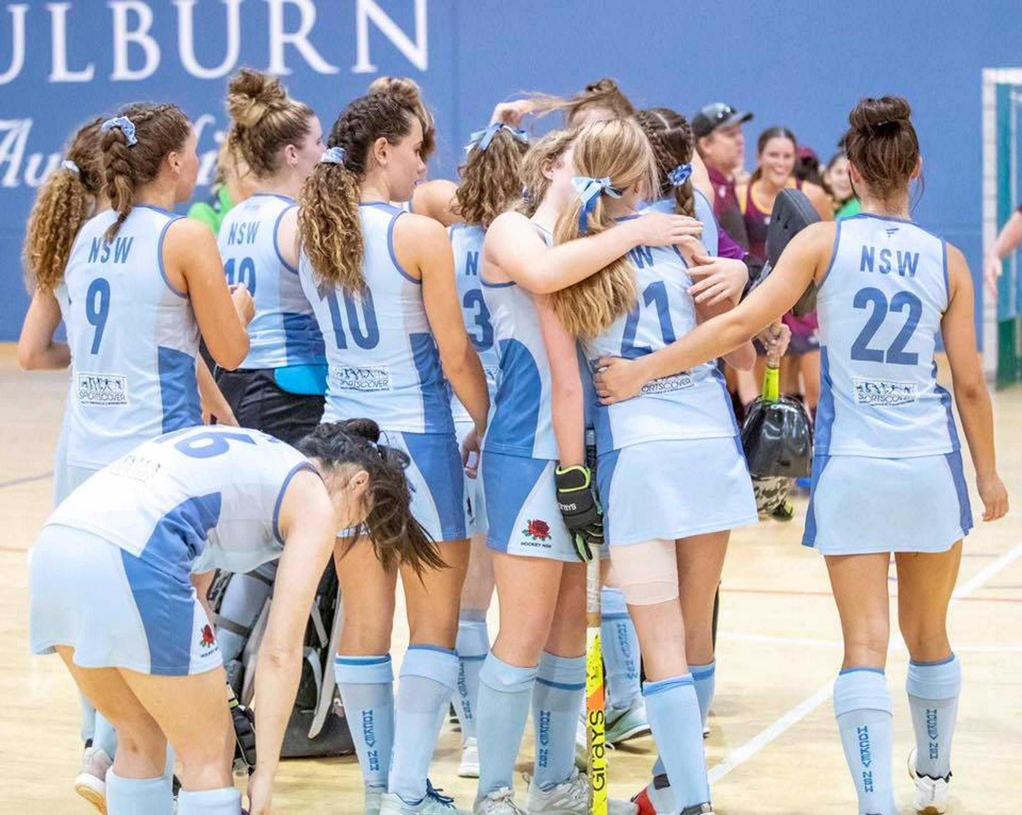 Hockey NSW Indoor State Championship  Under 18 Girls - New South Wales Tourism