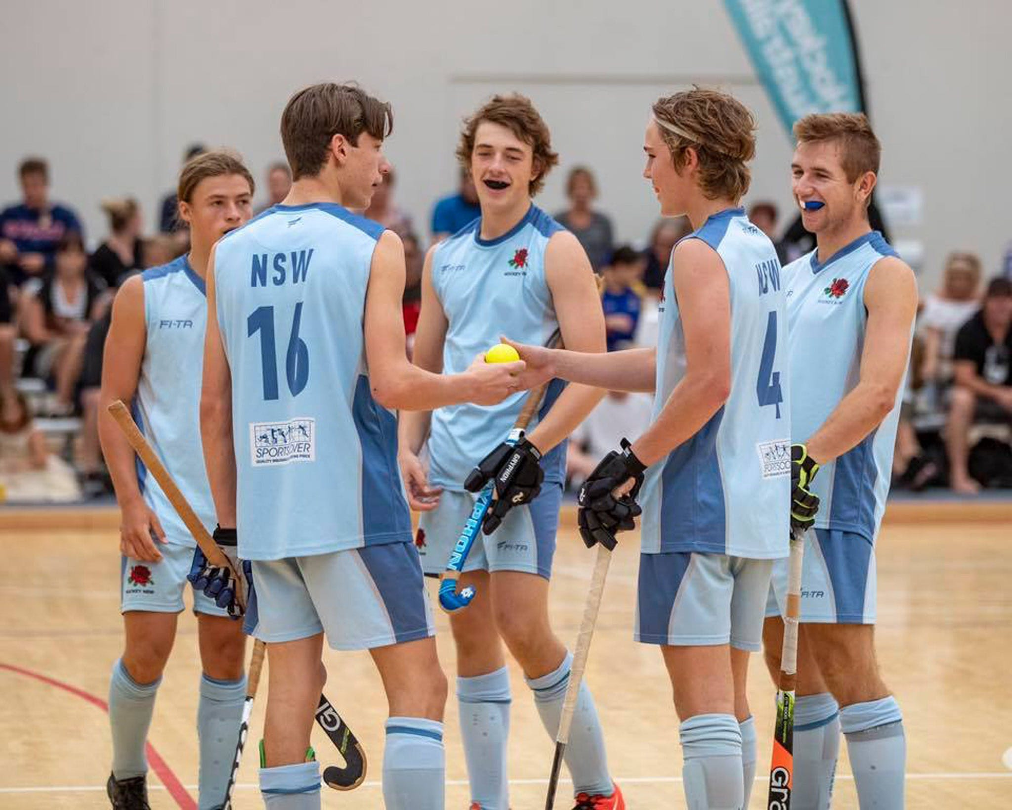 Hockey NSW Indoor State Championship  Open Men - New South Wales Tourism