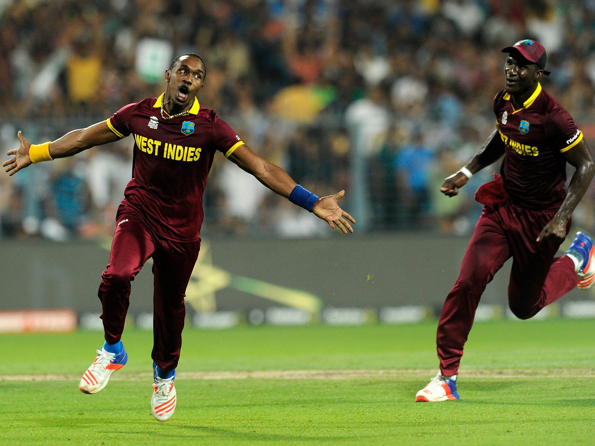 ICC Men's T20 World Cup - West Indies v Qualifier B2 - New South Wales Tourism