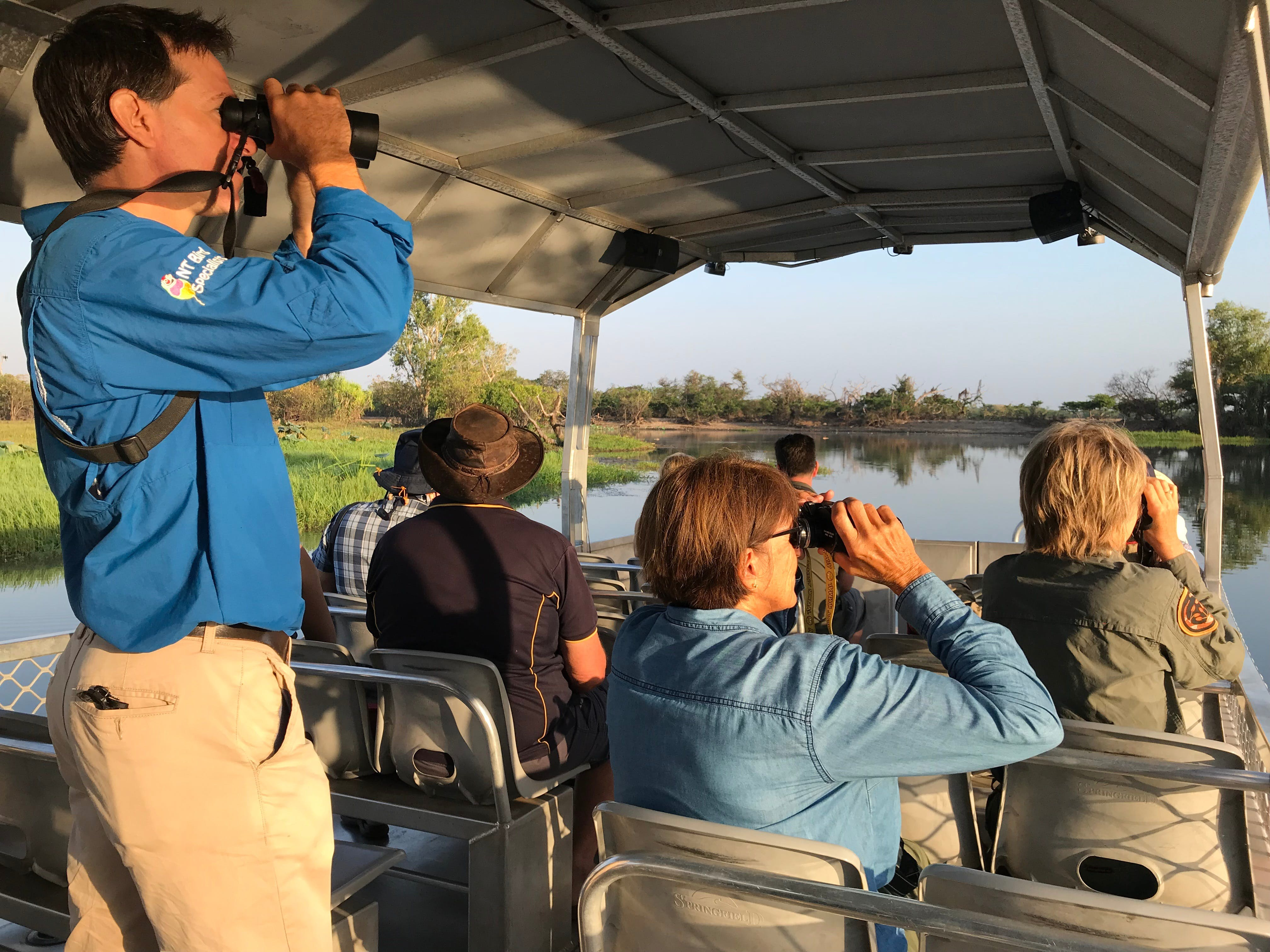 Kakadu Bird Week Tours  Cruises - New South Wales Tourism