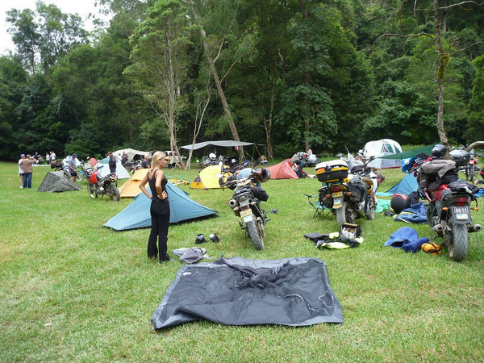 Karuah River Motorcycle Rally - New South Wales Tourism