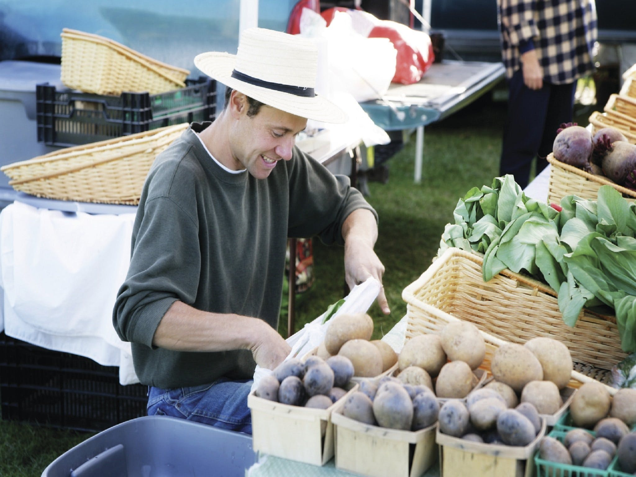 Kiewa Street Market - New South Wales Tourism