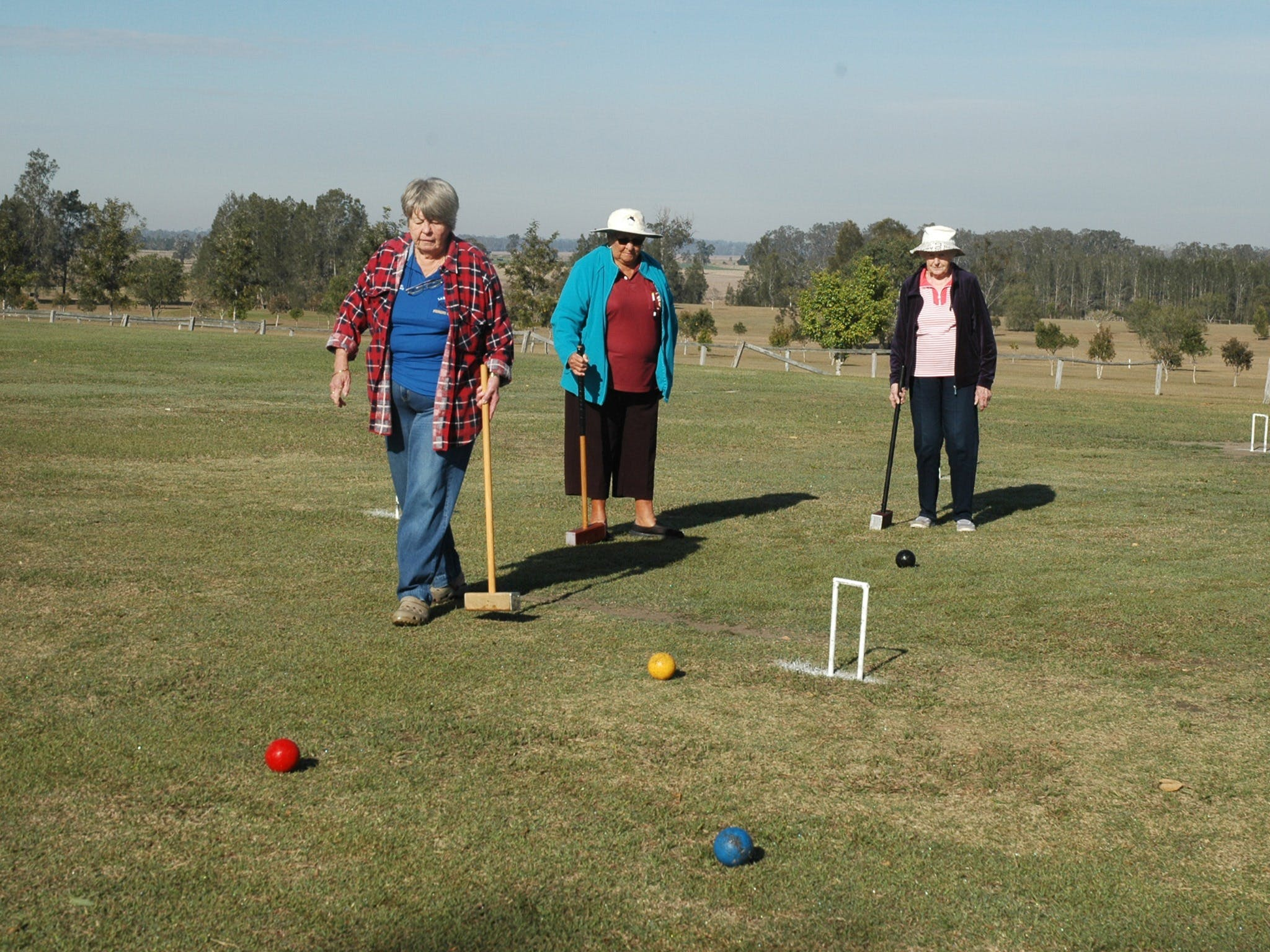 Lawrence Croquet Club - New South Wales Tourism