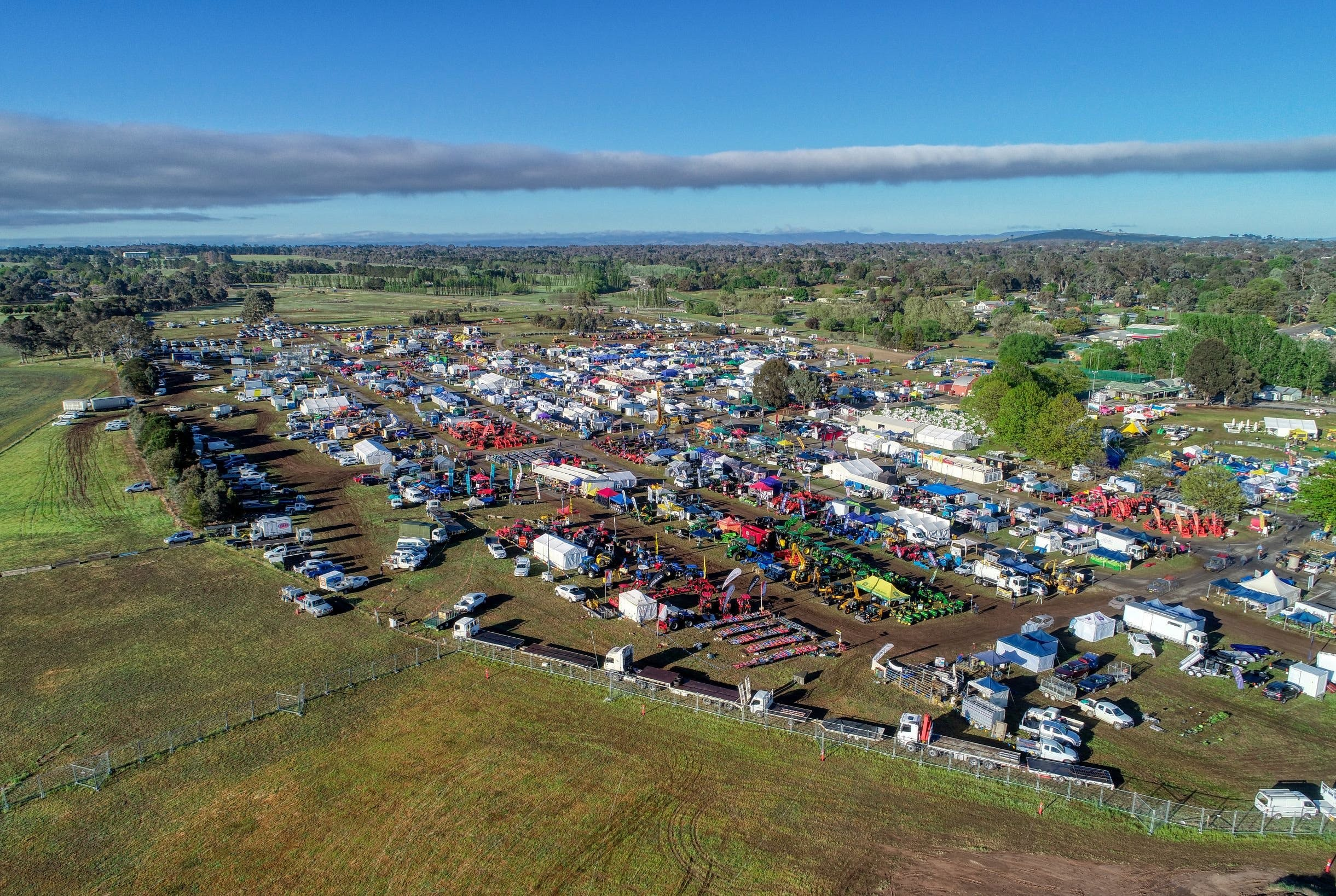 Murrumbateman Field Days - New South Wales Tourism