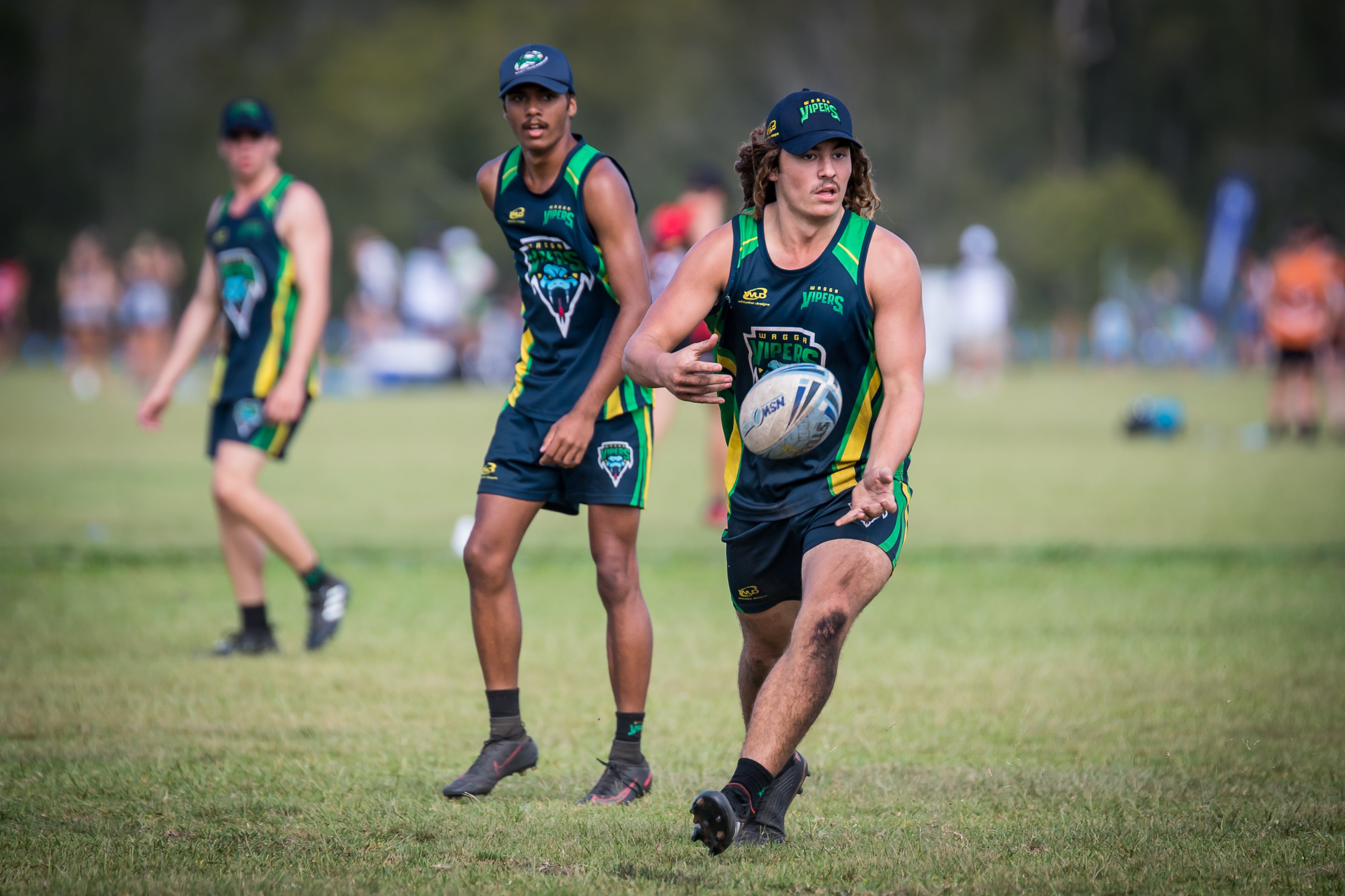 NSW Touch Junior State Cup Southern Conference - New South Wales Tourism