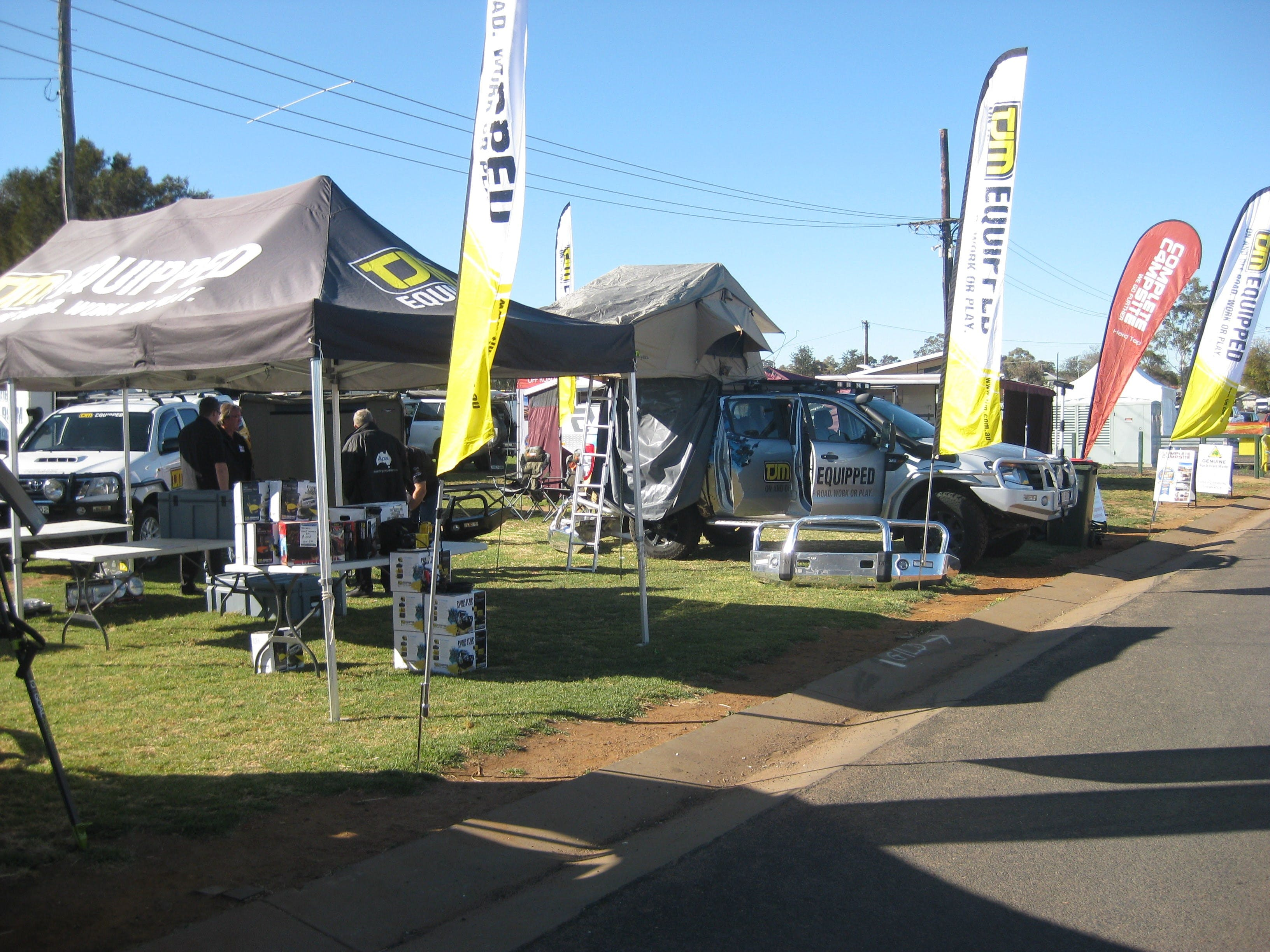 Orana Caravan Camping 4WD Fish and Boat Show - New South Wales Tourism