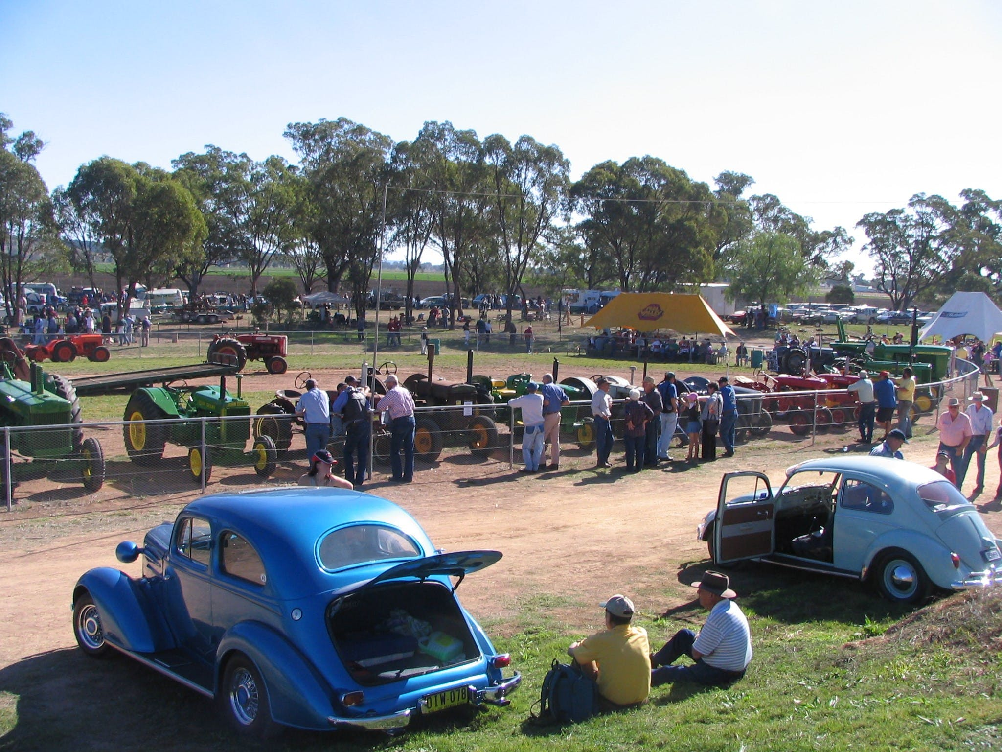 Quirindi Rural Heritage Village - Vintage Machinery and Miniature Railway Rally and Swap Meet - New South Wales Tourism