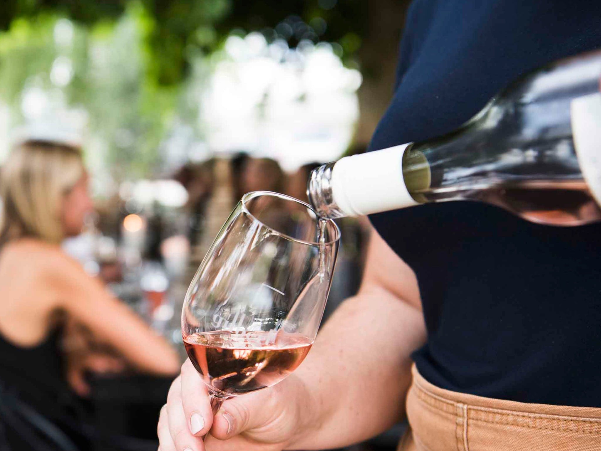 Saturday Wine Masterclass - New South Wales Tourism