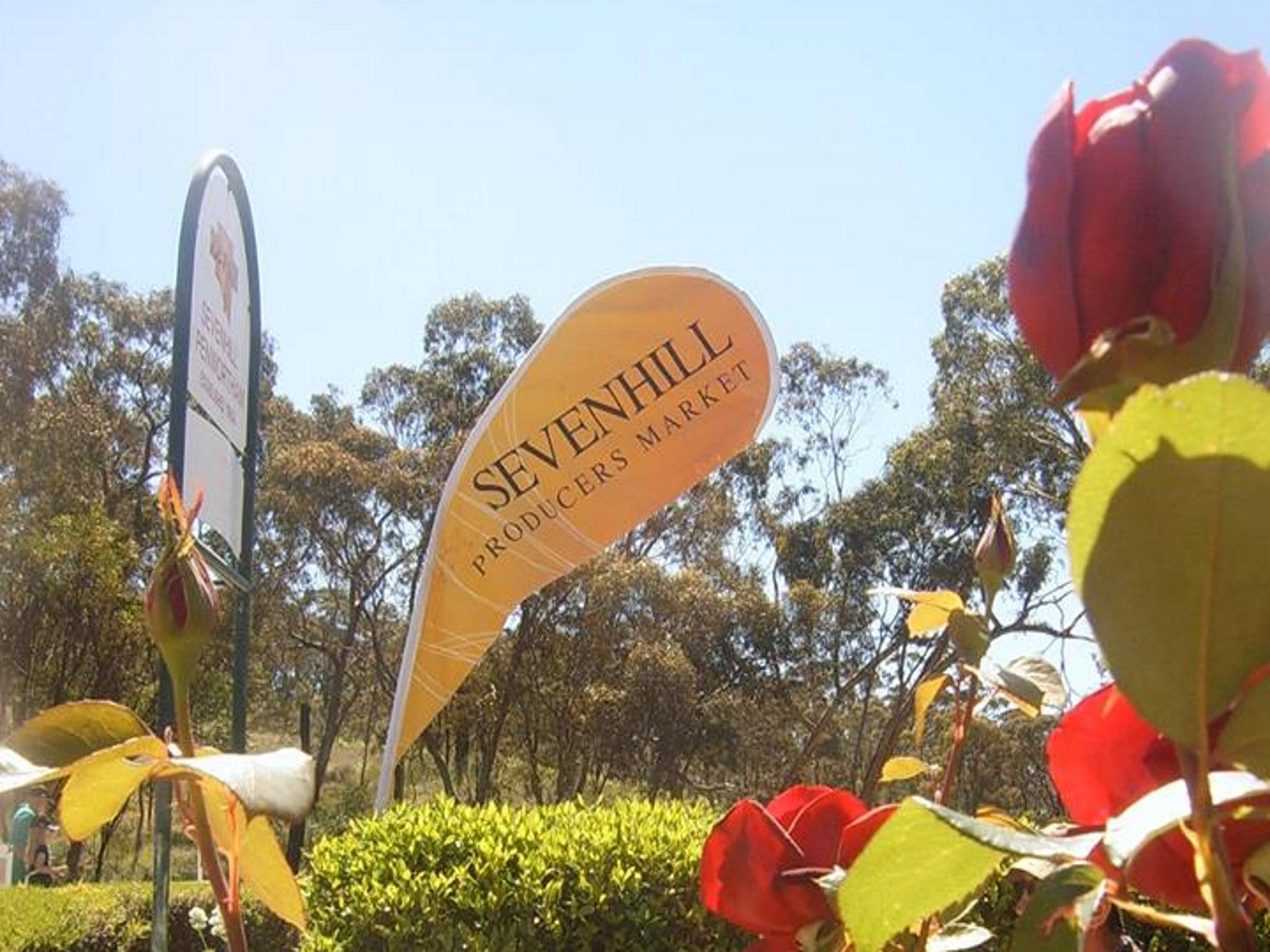 Sevenhill Producers Market - New South Wales Tourism