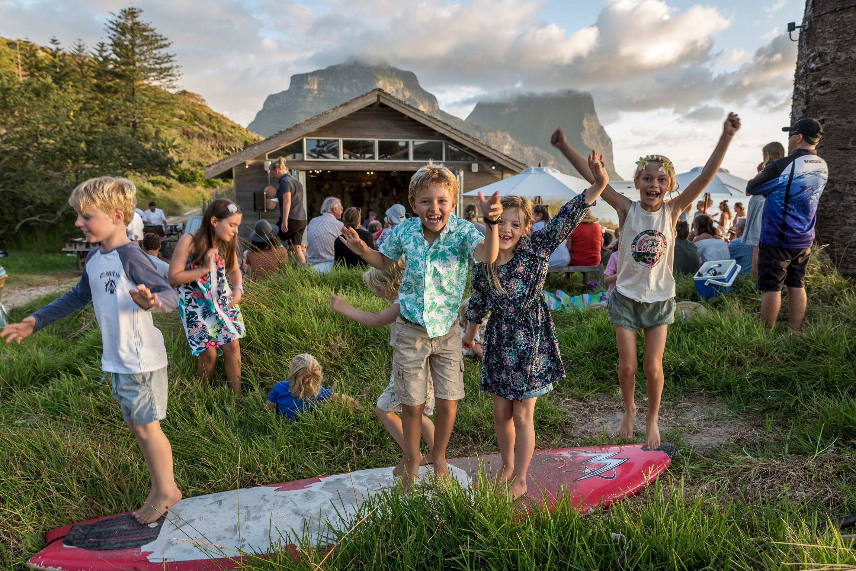 Spring Festival of Lord Howe Island - New South Wales Tourism