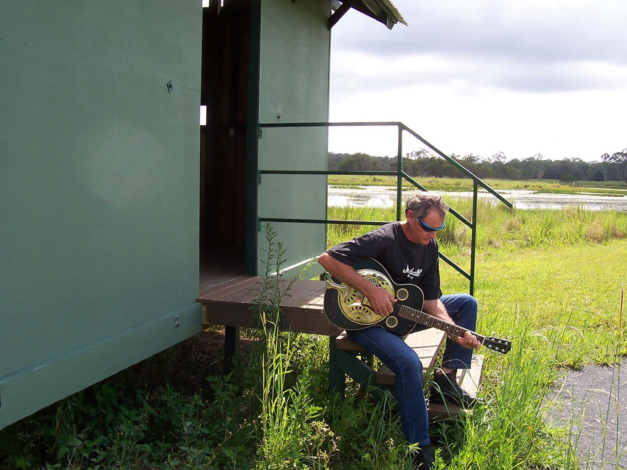Sunday Session Blues on the Grass - New South Wales Tourism