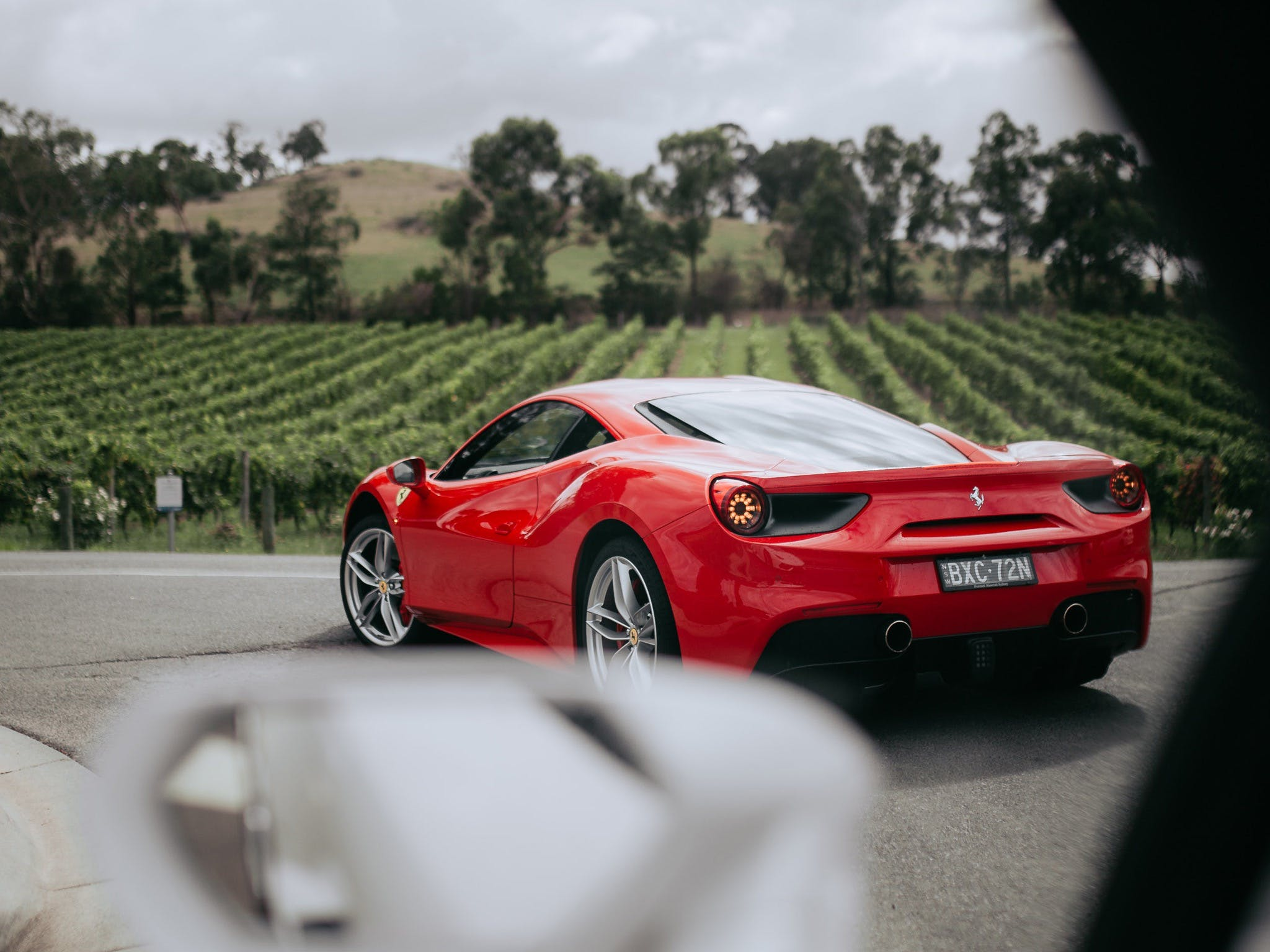 The Prancing Horse Supercar Drive Day Experience - Melbourne Yarra Valley - New South Wales Tourism