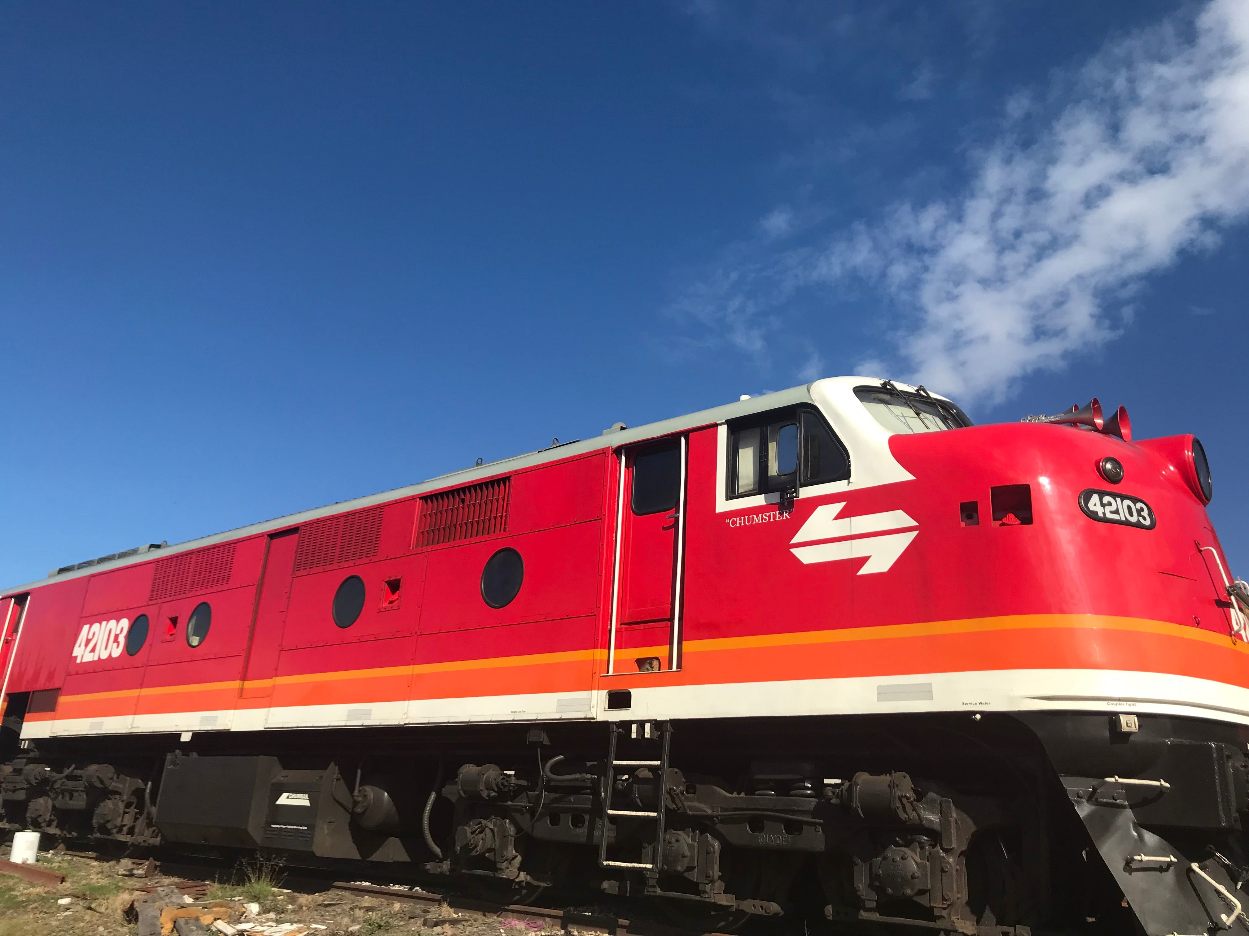 The New Englander Rail Experience - New South Wales Tourism