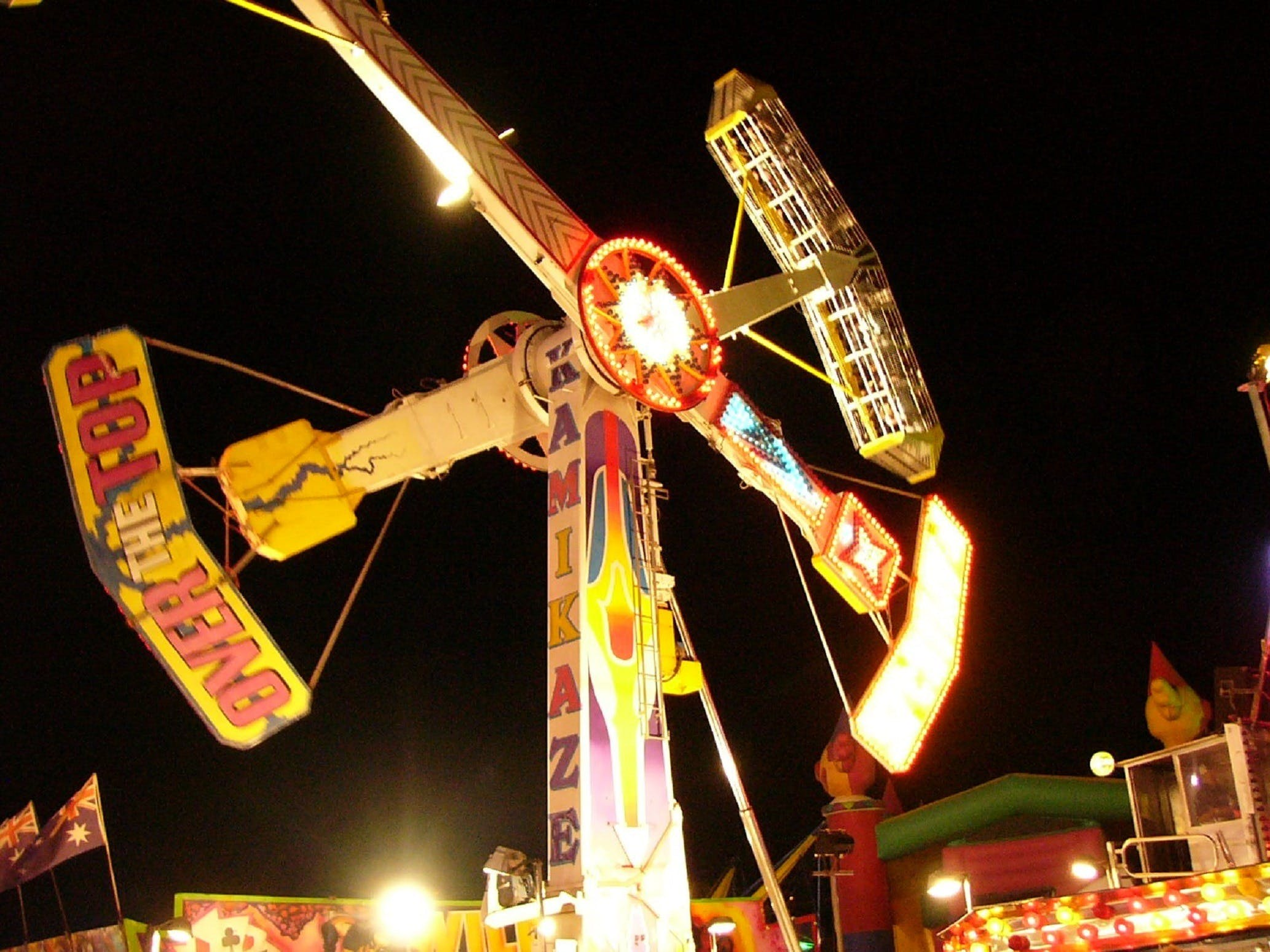 The Broken Hill Silver City Show - New South Wales Tourism