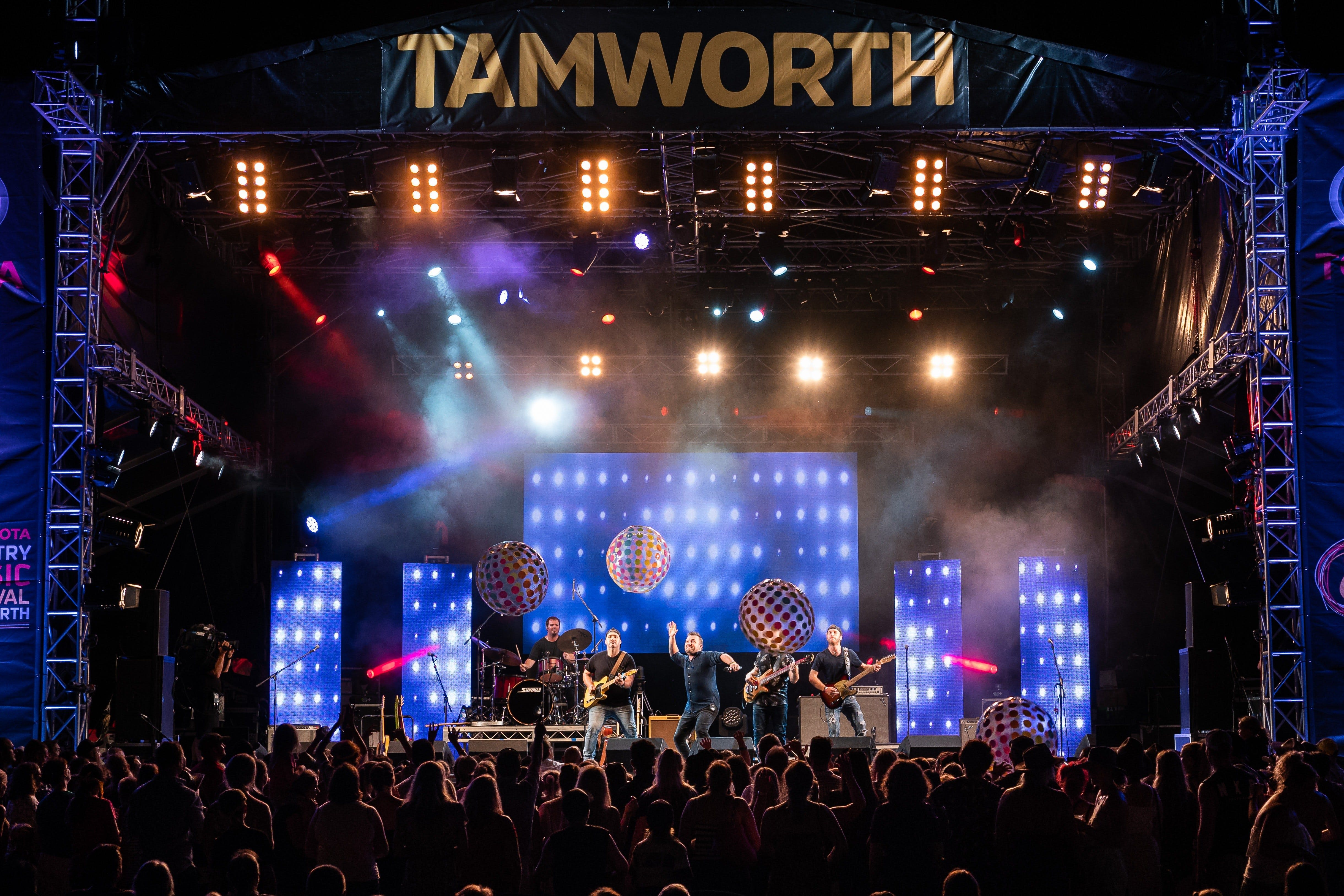Toyota Country Music Festival Tamworth - New South Wales Tourism