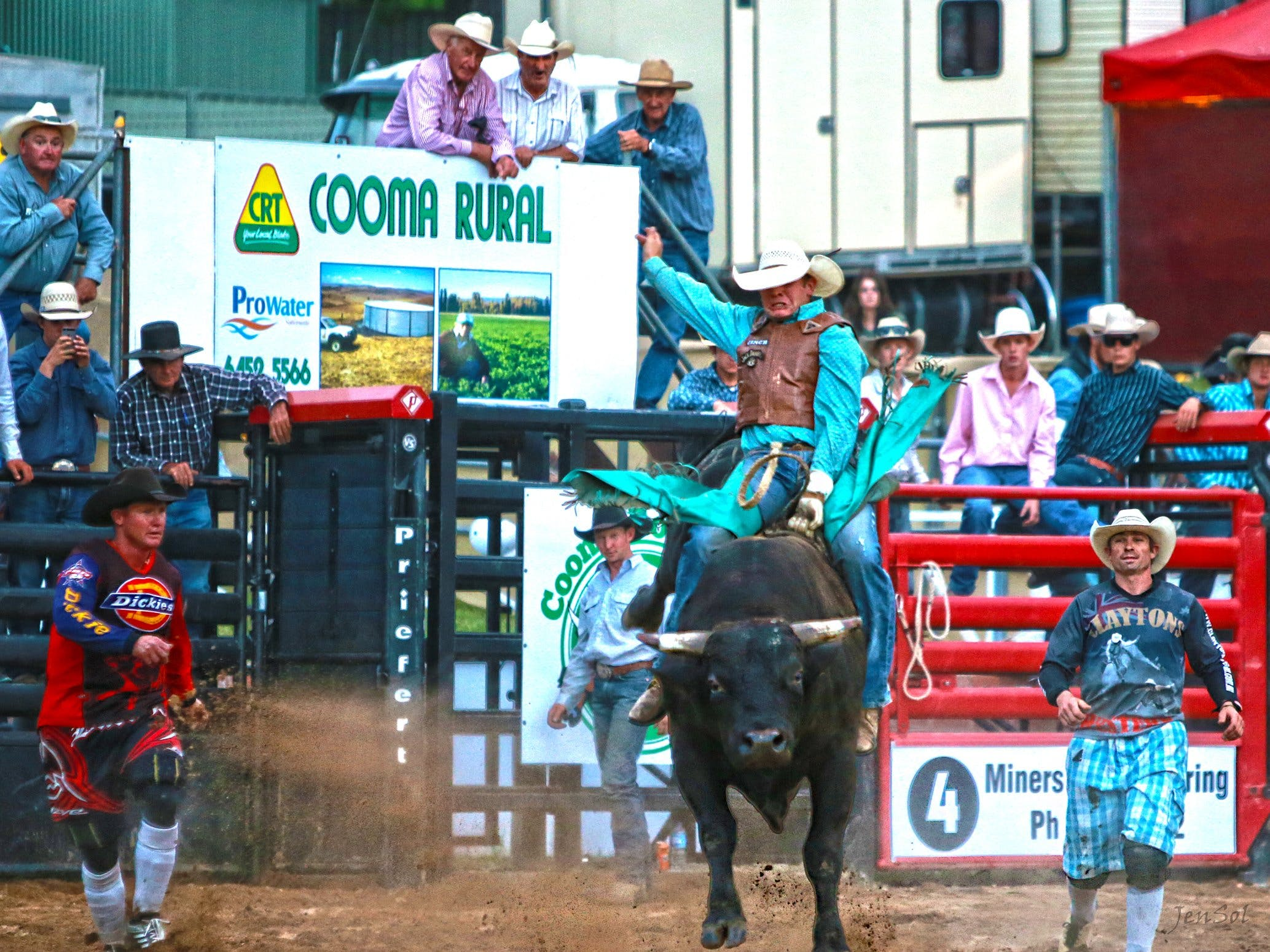 AgriWest Cooma Rodeo - New South Wales Tourism