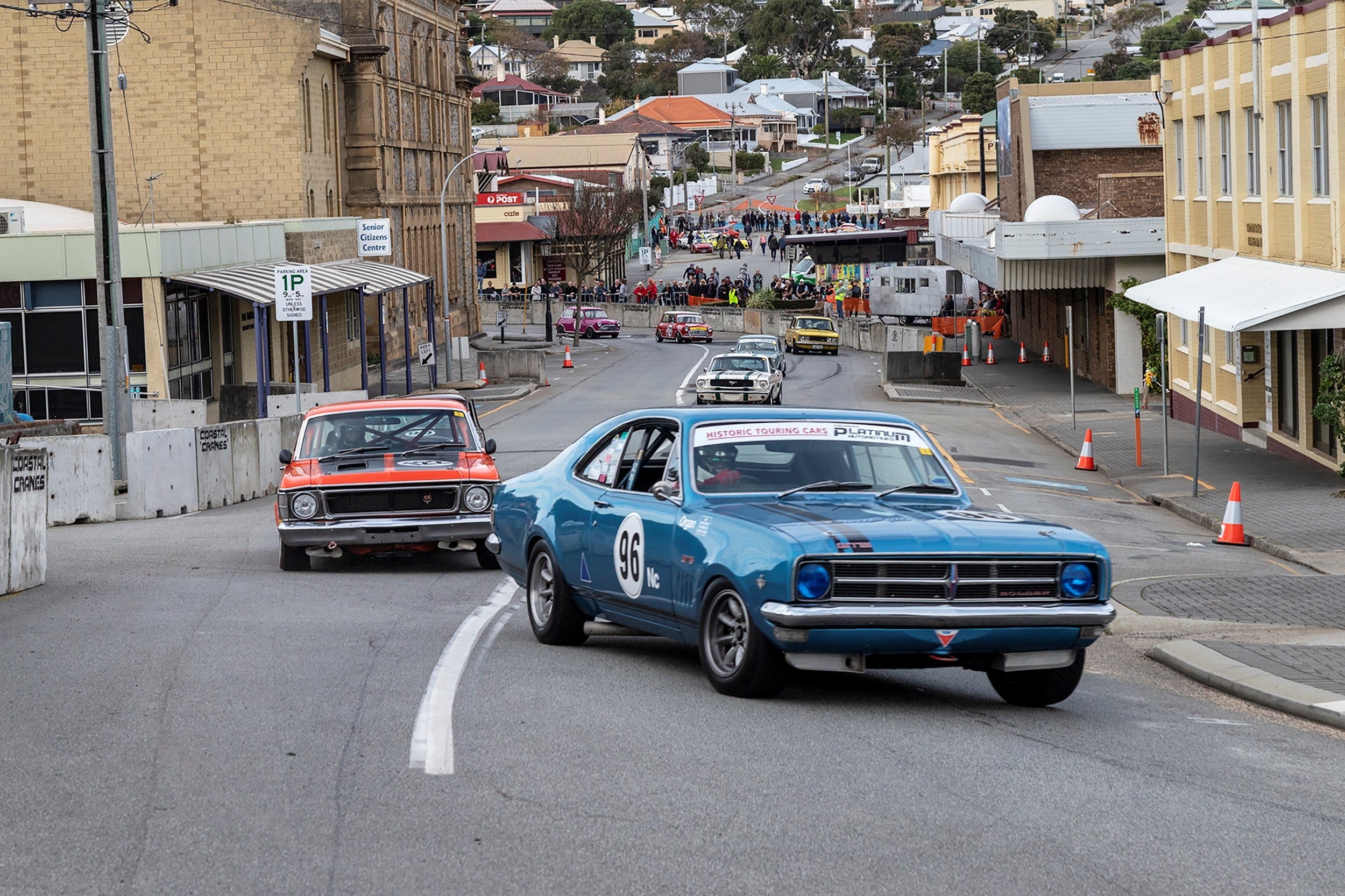 Albany Classic Motor Event - Around the Houses - New South Wales Tourism