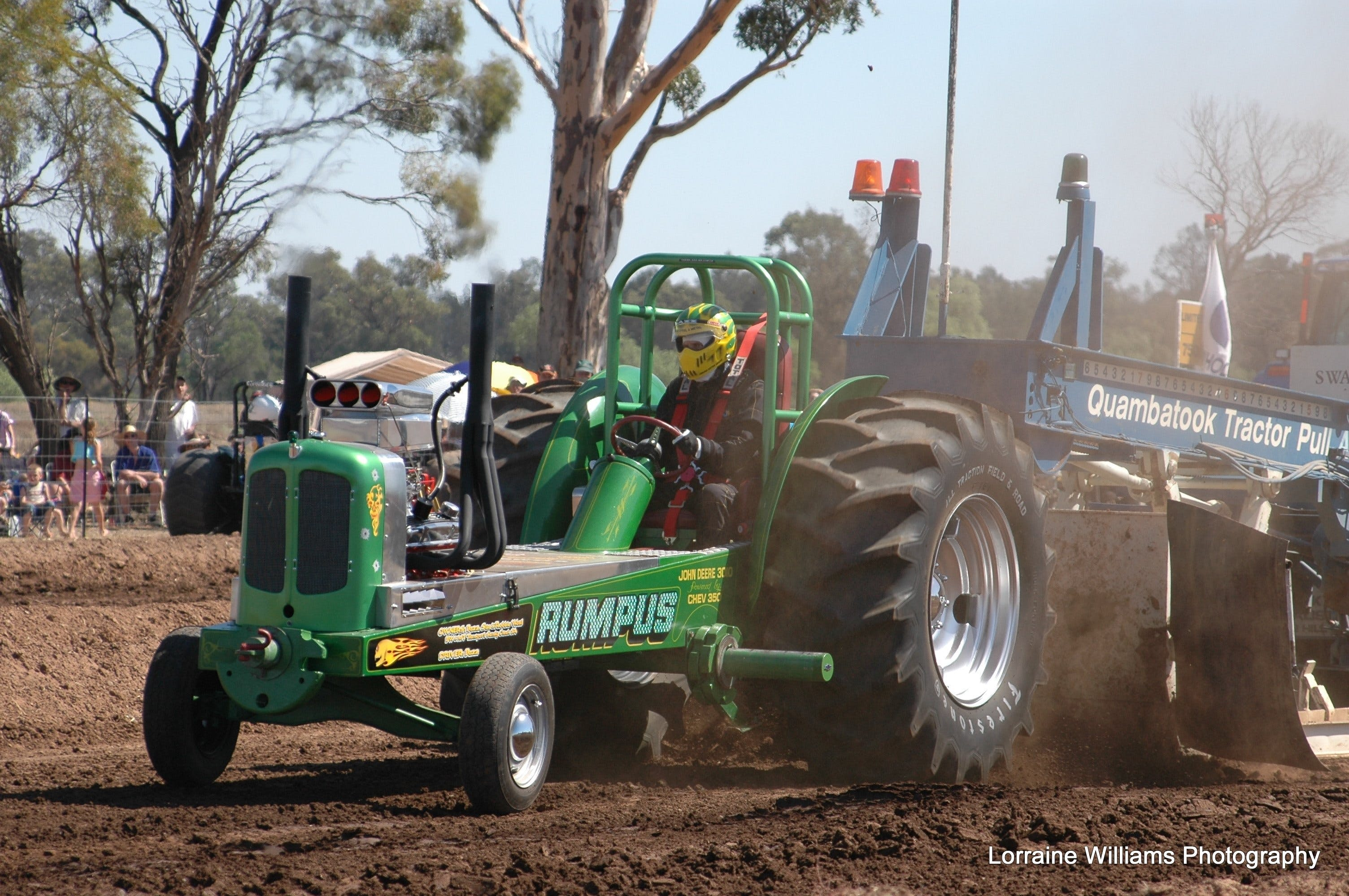 Barmedman Twilight Modified Tractor Pull - New South Wales Tourism