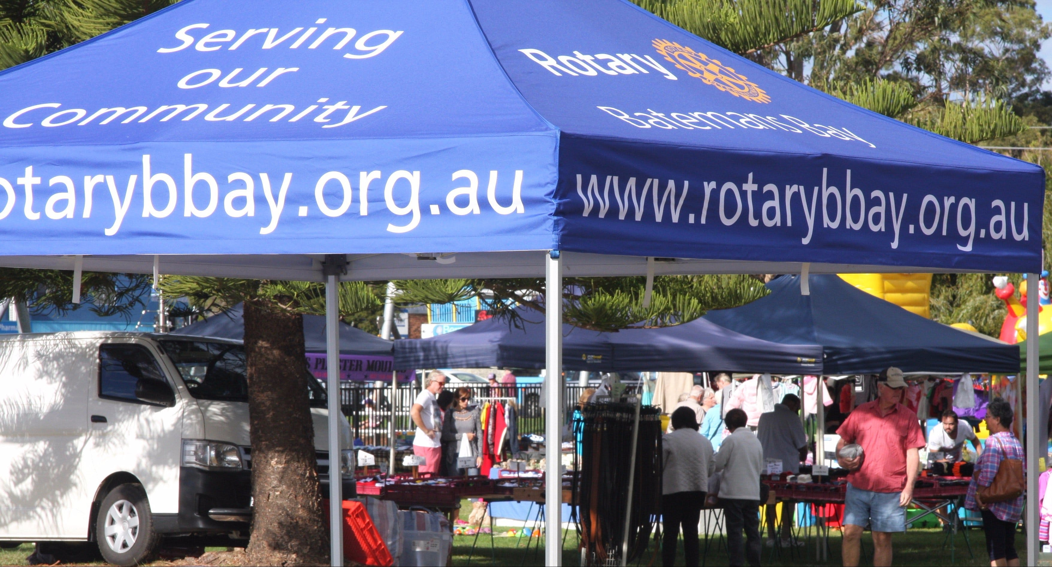 Batemans Bay Sunday Market - New South Wales Tourism