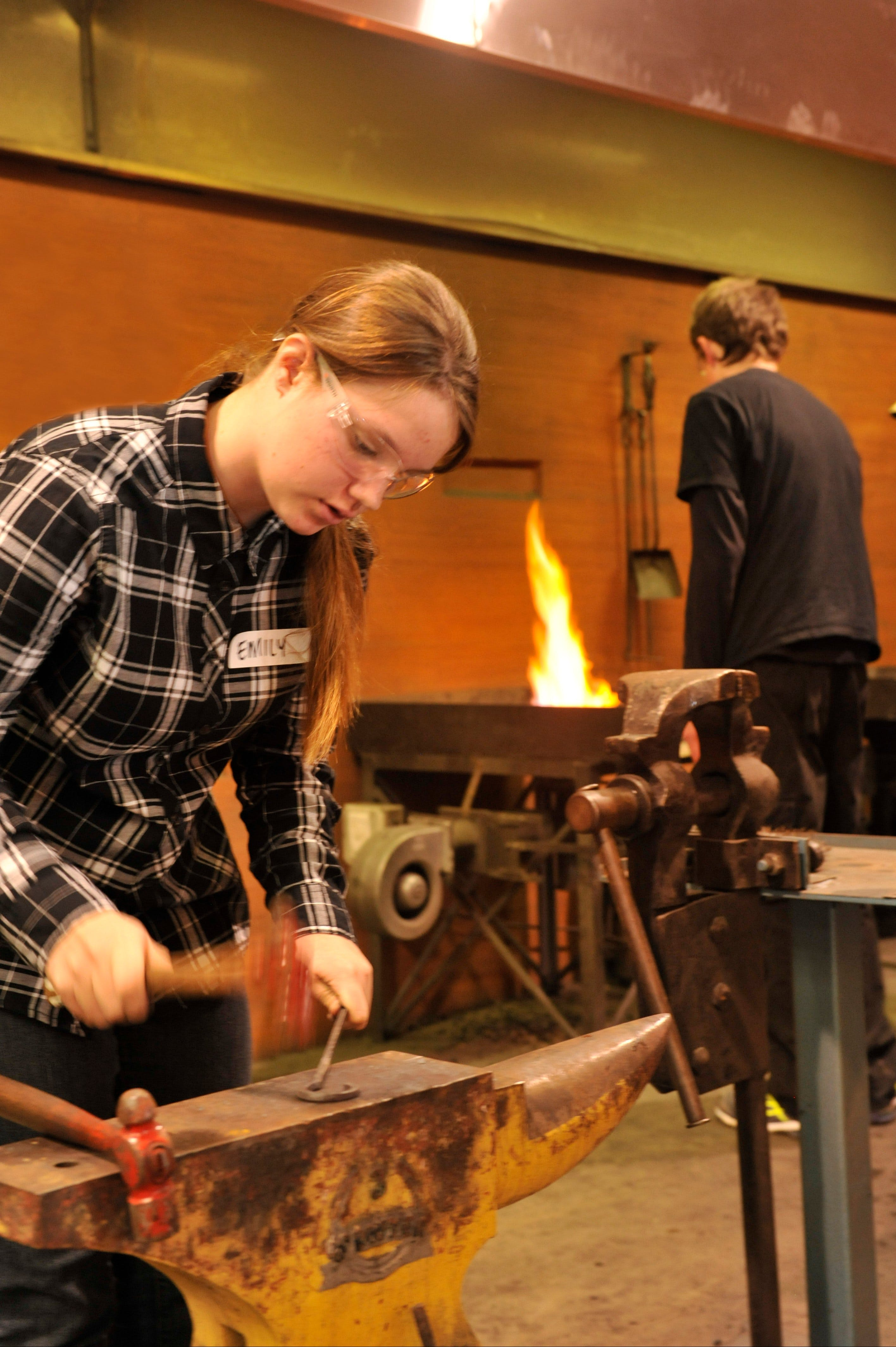 Blacksmithing Teen Workshop - New South Wales Tourism