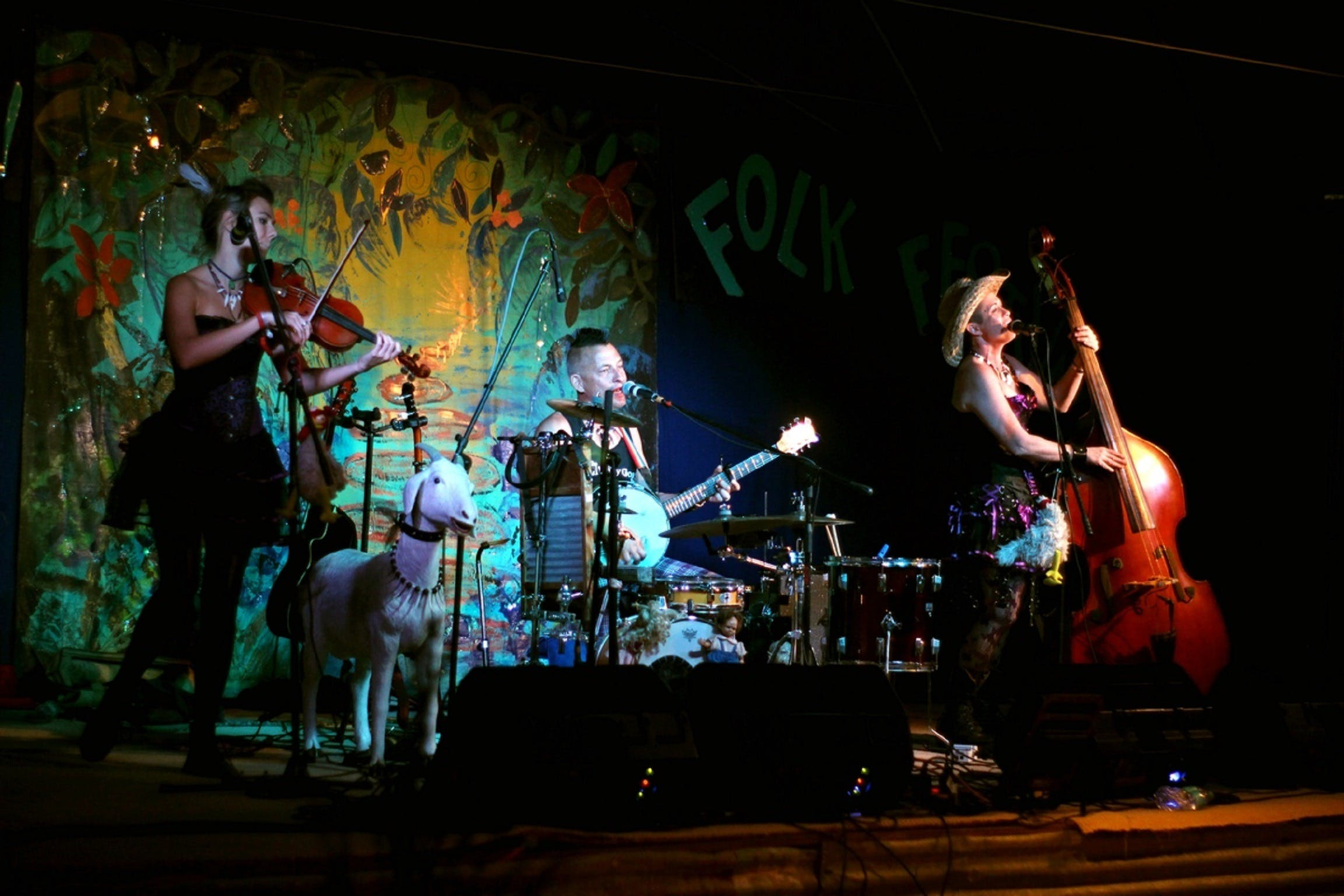 Bony Mountain Folk Festival - New South Wales Tourism