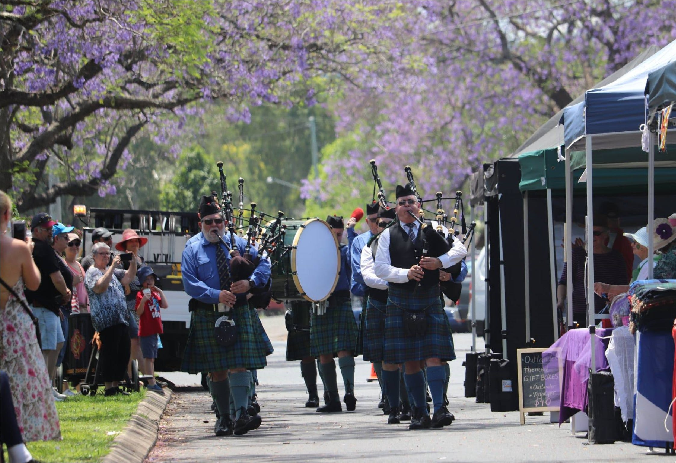 Celtic Festival of Queensland - New South Wales Tourism