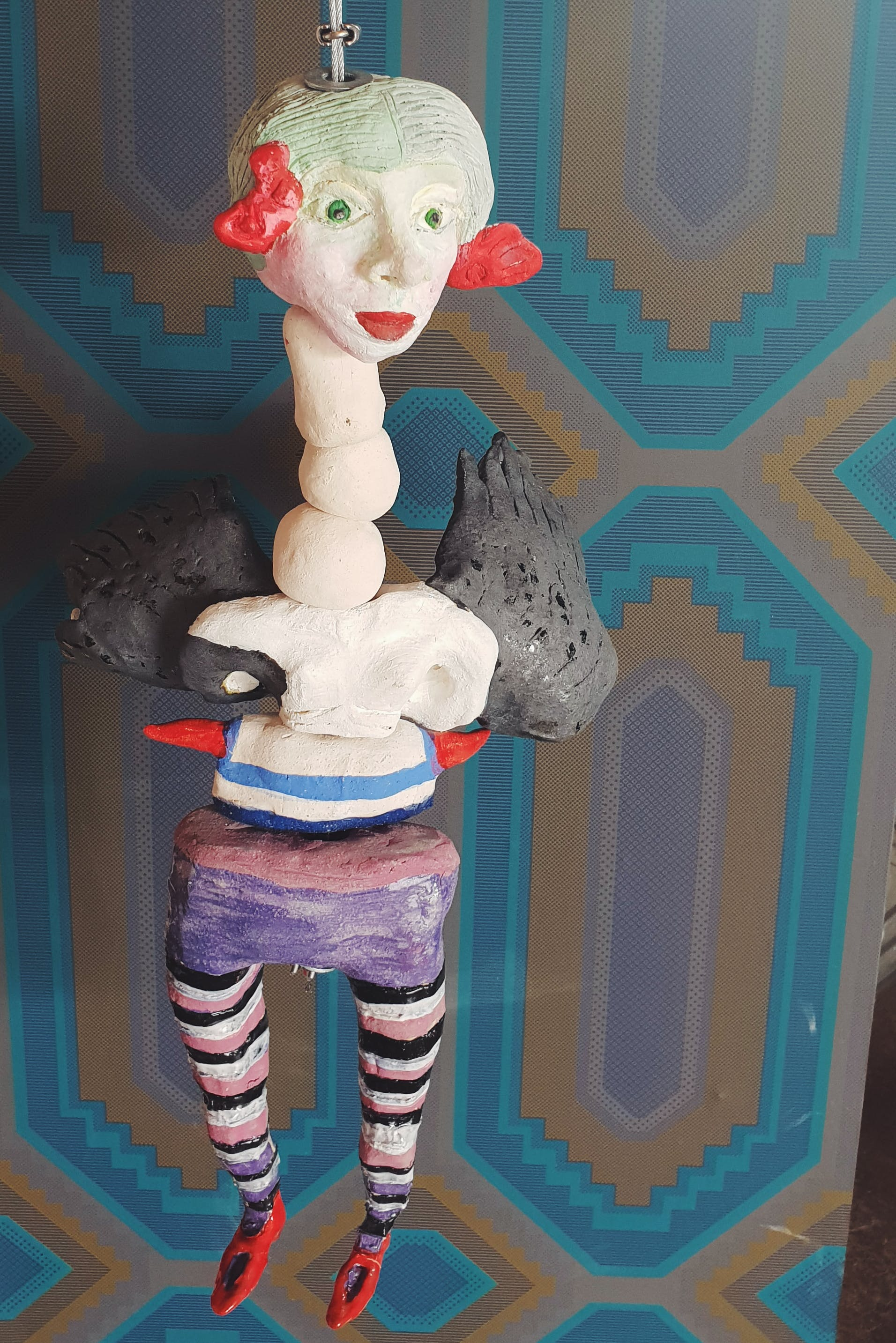 Ceramic Puppet Making Workshop - New South Wales Tourism