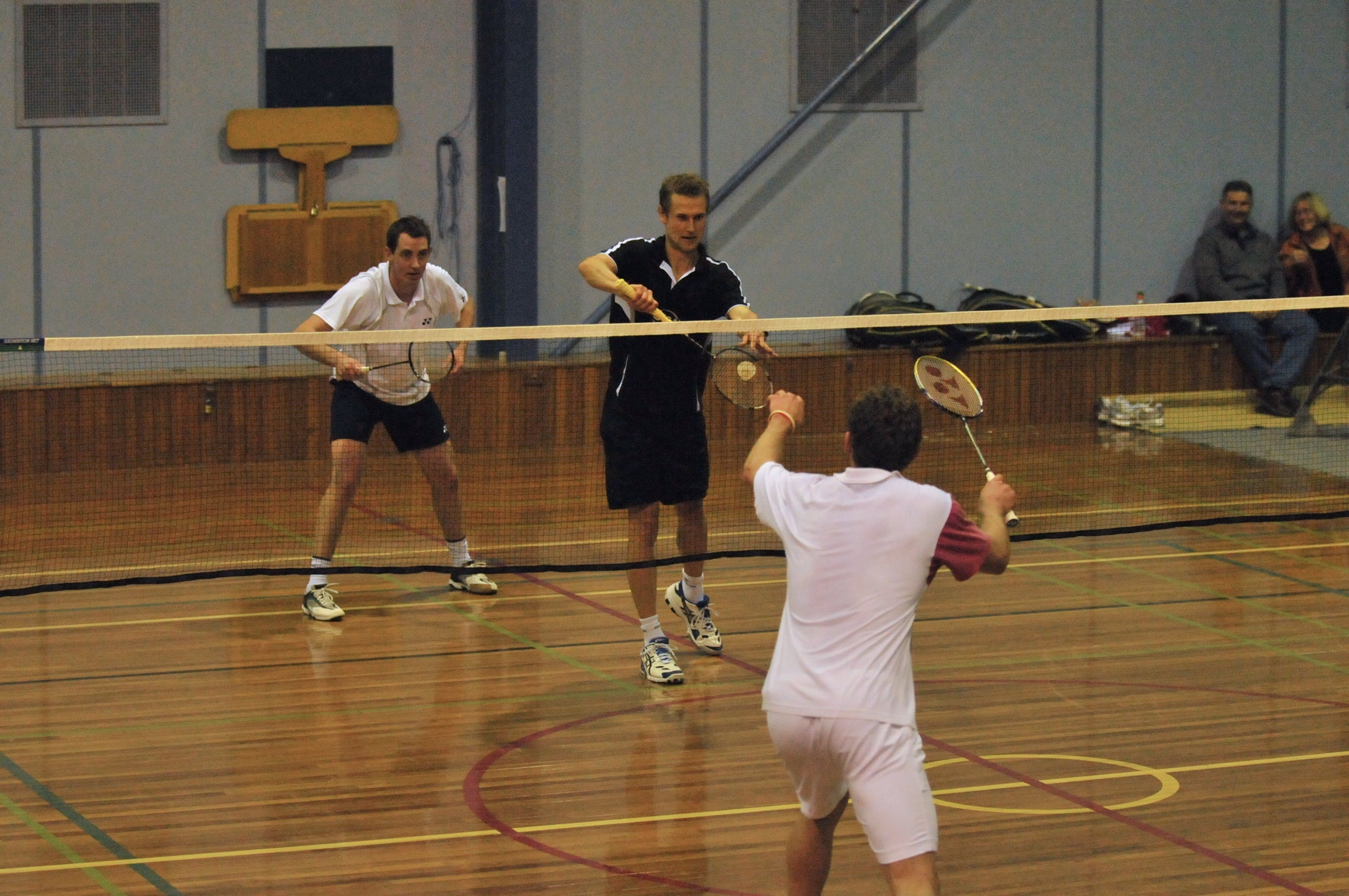 Charlton Badminton Club Ladies Tournament - New South Wales Tourism