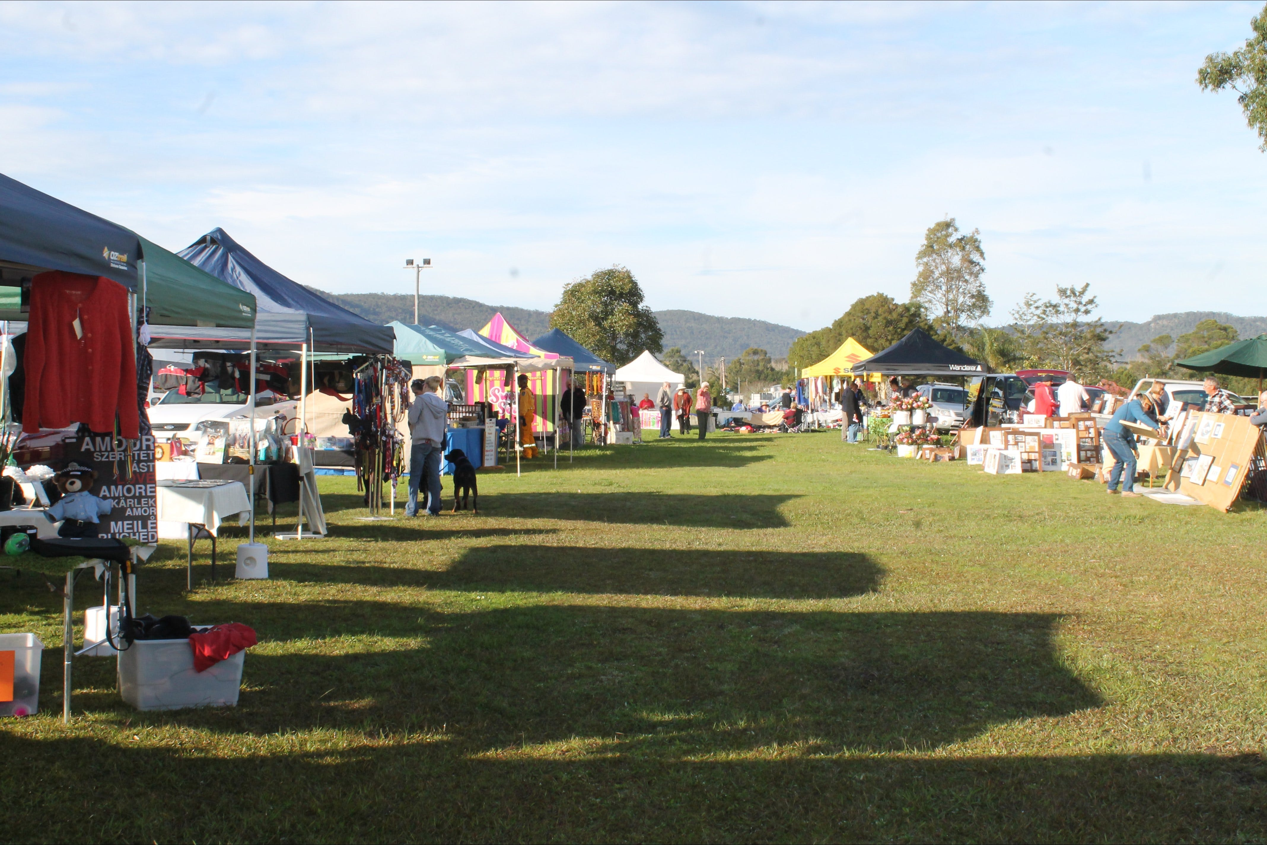 Clarence Town Markets - New South Wales Tourism
