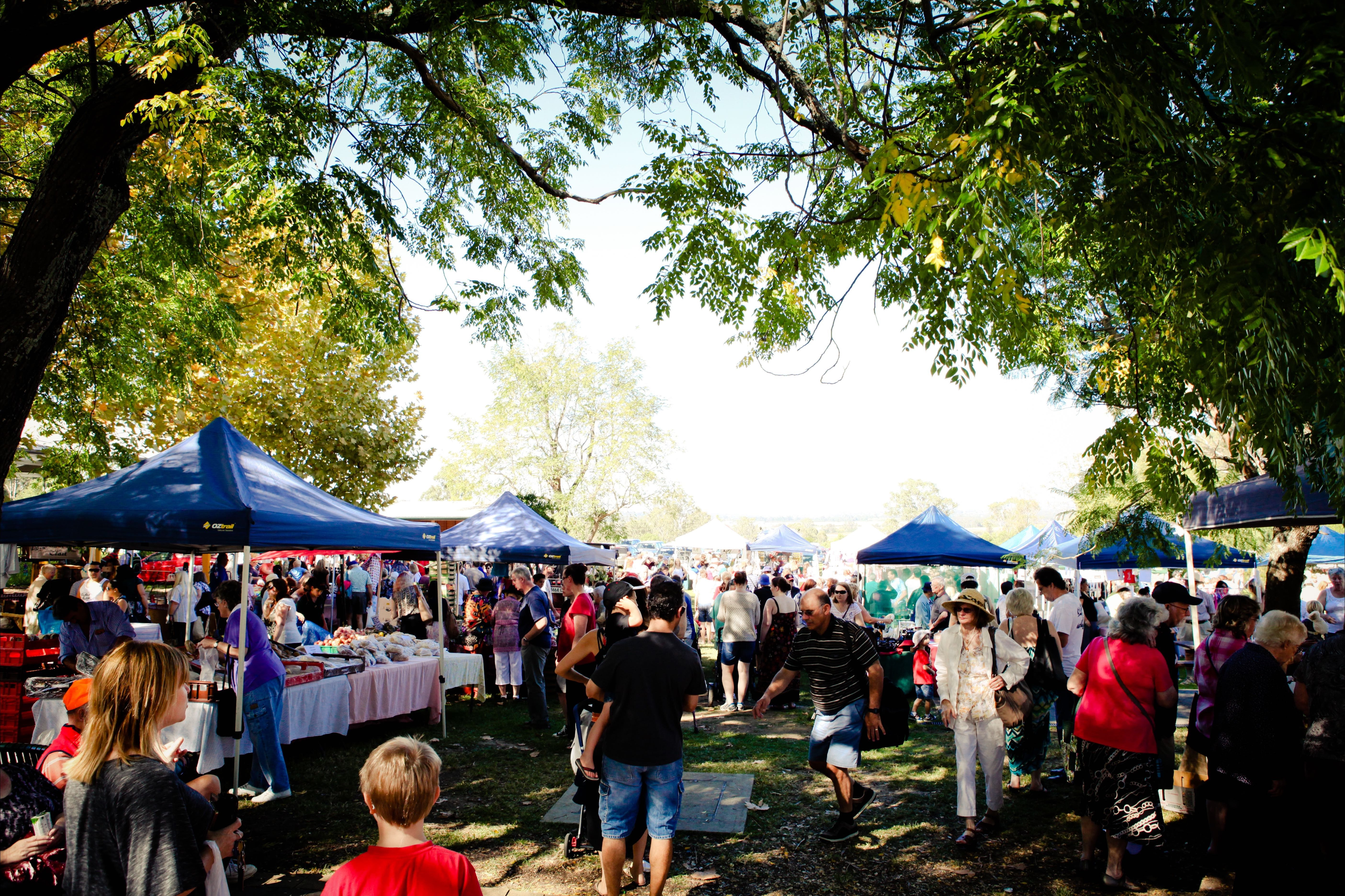 Cobbitty Village Markets - New South Wales Tourism