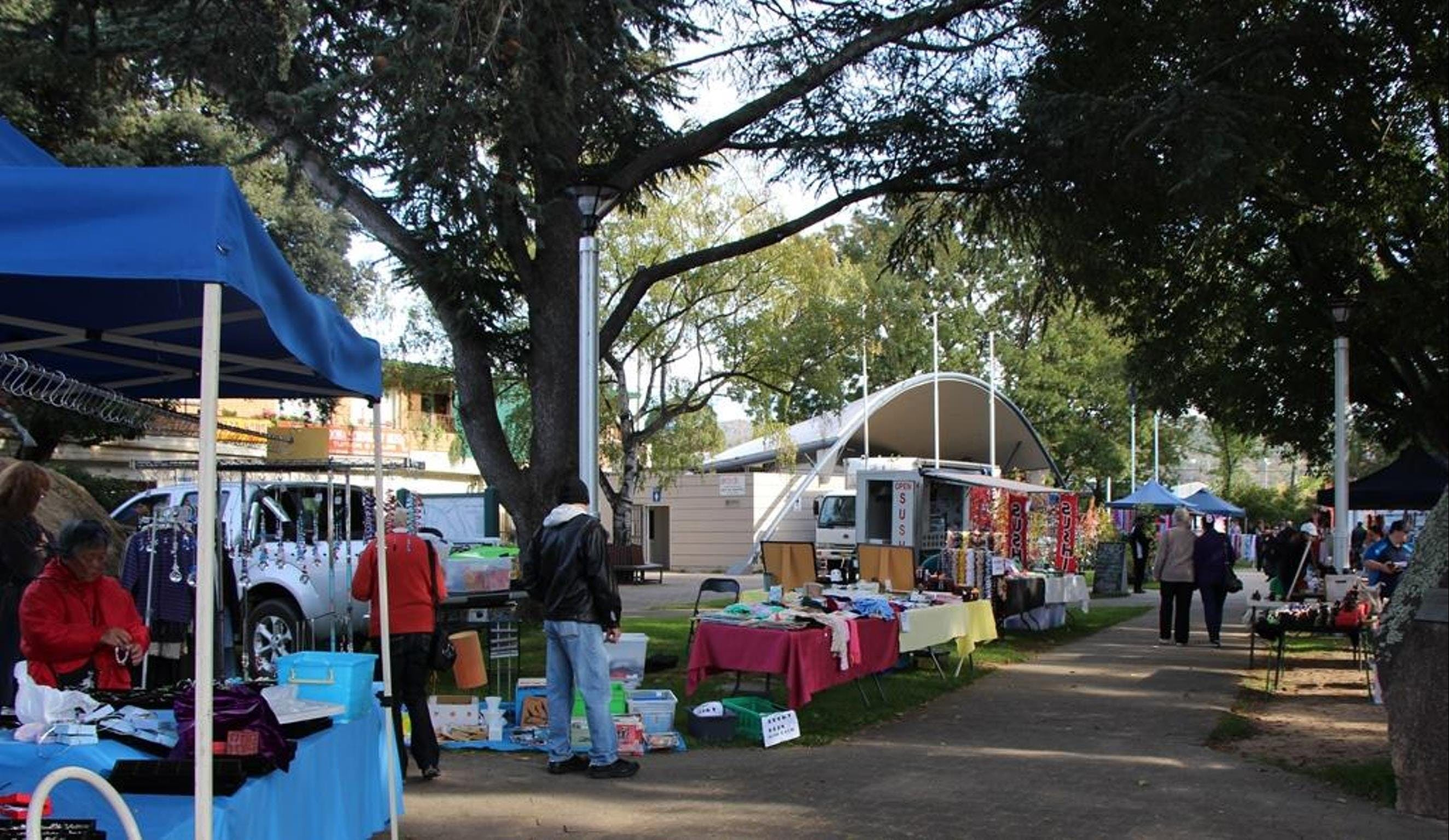 Cooma Rotary Markets - New South Wales Tourism