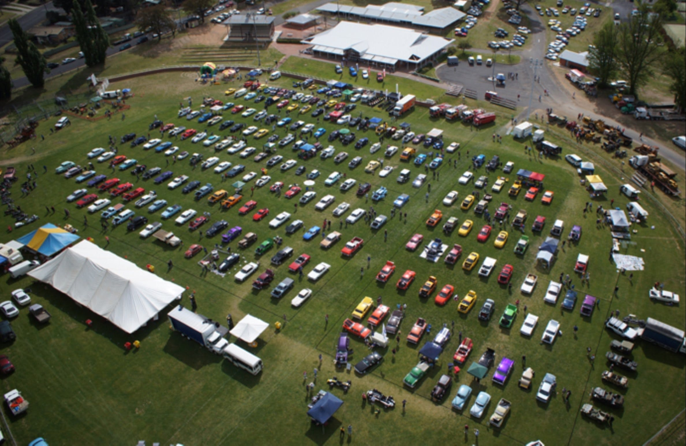 Cooma Motorfest - New South Wales Tourism