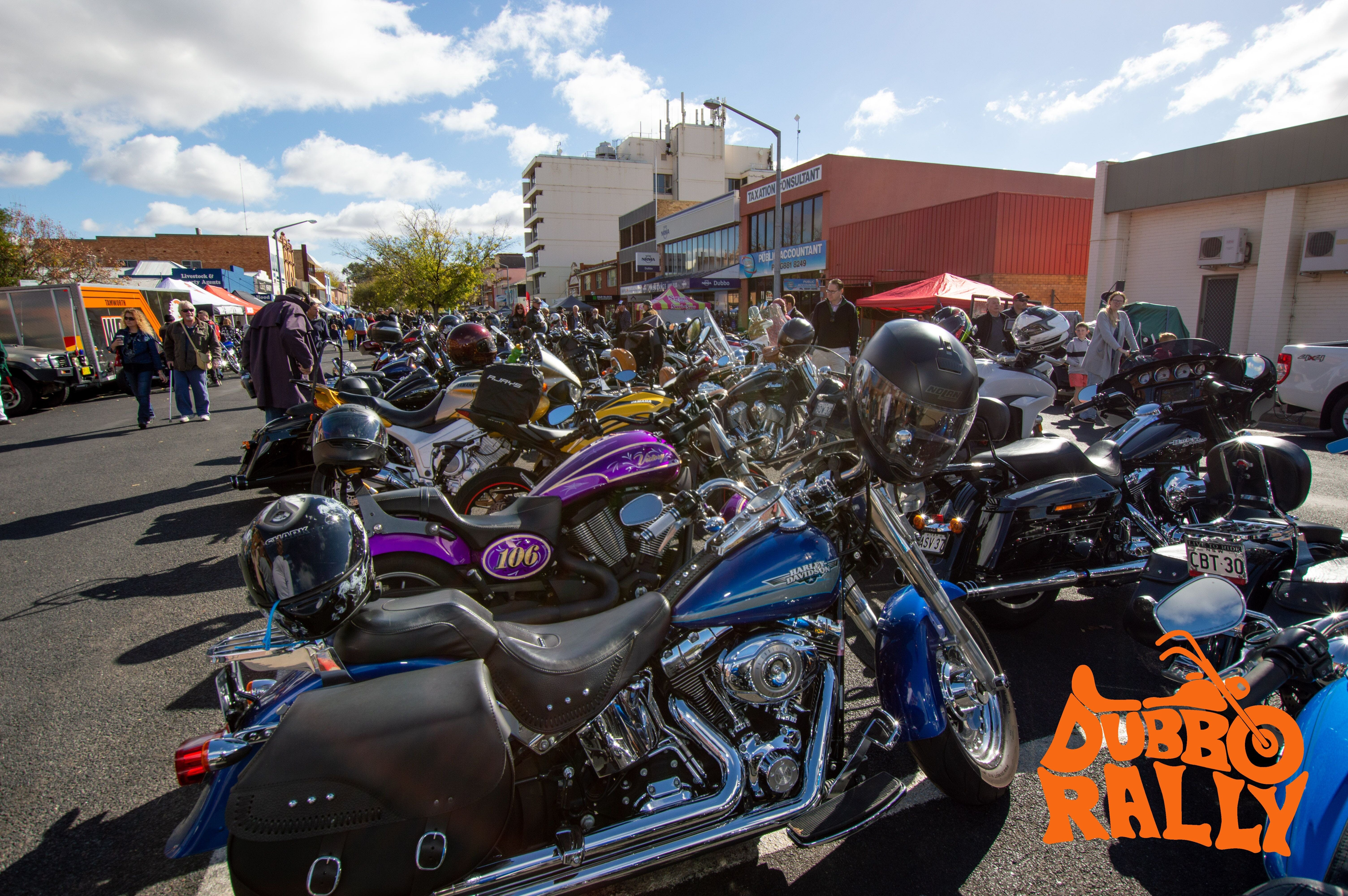 Dubbo Motor Bike Rally - New South Wales Tourism