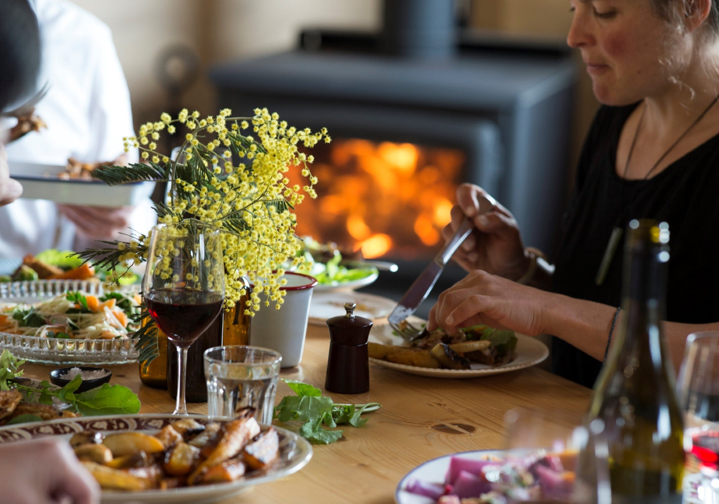 Feast at Fat Pig Farm - New South Wales Tourism