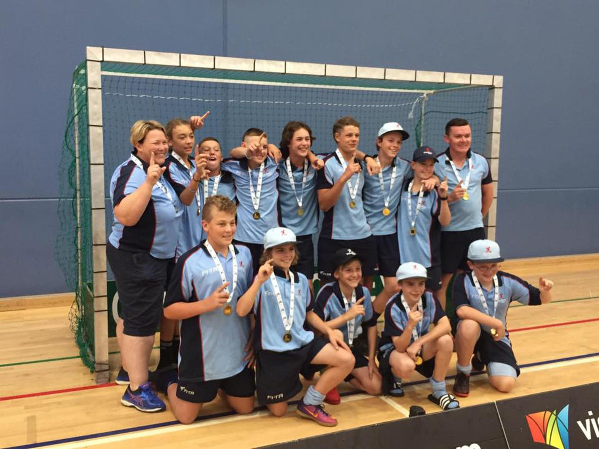 Hockey NSW Indoor State Championship  Under 18 Boys - New South Wales Tourism